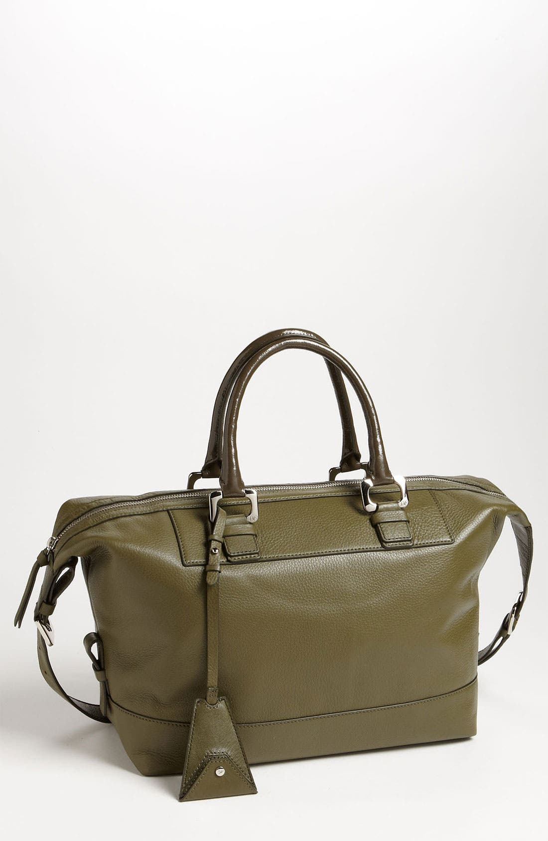Main Image - Diane von Furstenberg 'Drew' Leather Satchel