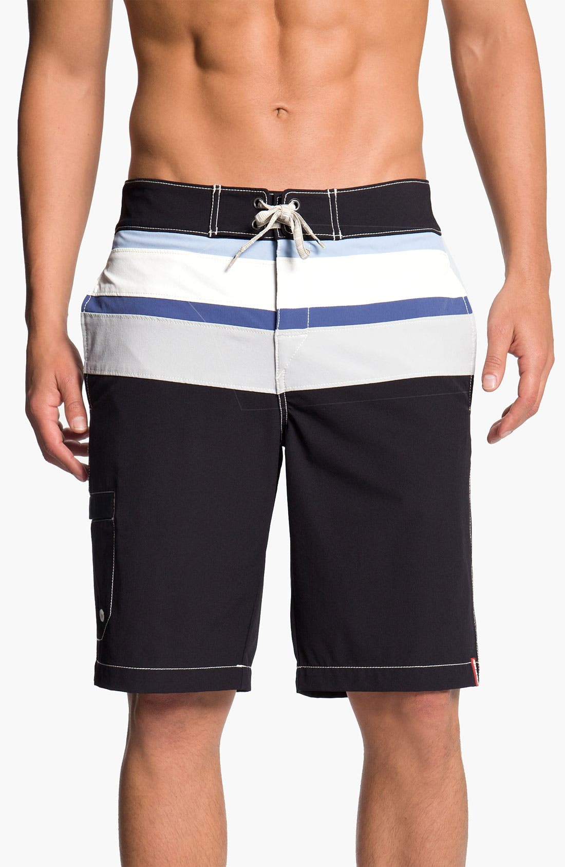 Alternate Image 1 Selected - Tommy Bahama 'Ocean Tech' Board Shorts