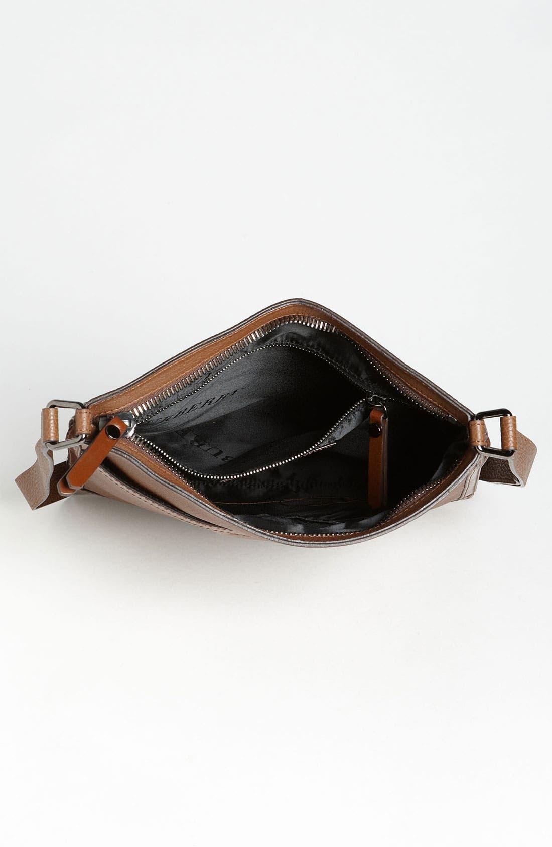 Alternate Image 3  - Burberry Slim Crossbody Bag