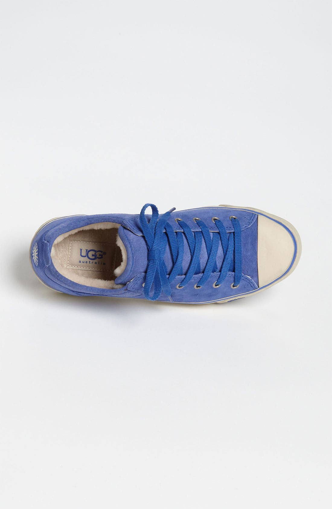 Alternate Image 3  - UGG® Australia 'Evera' Suede Sneaker (Women)