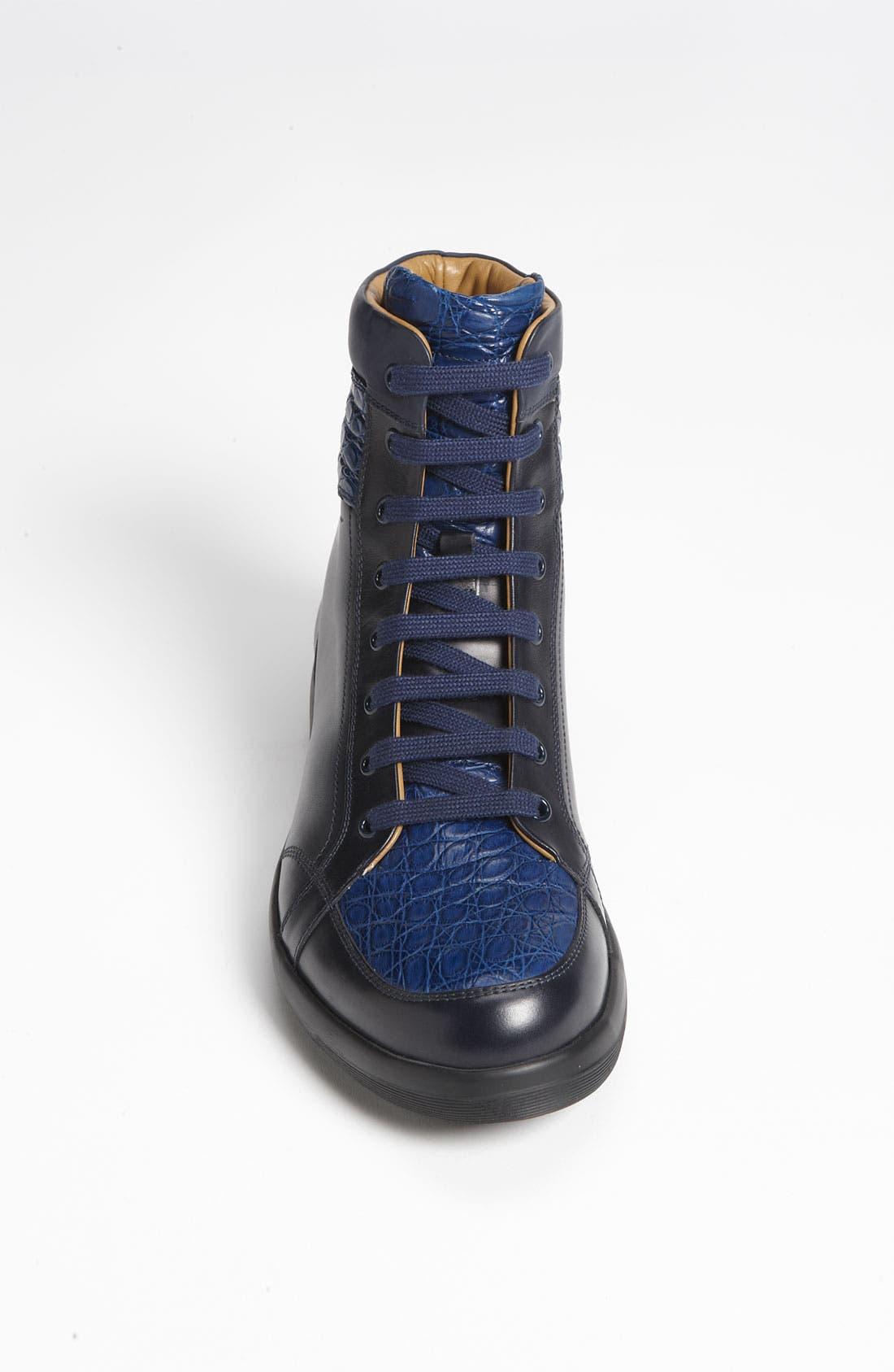 Alternate Image 3  - Salvatore Ferragamo 'Austria 2' Hi-Top Sneaker