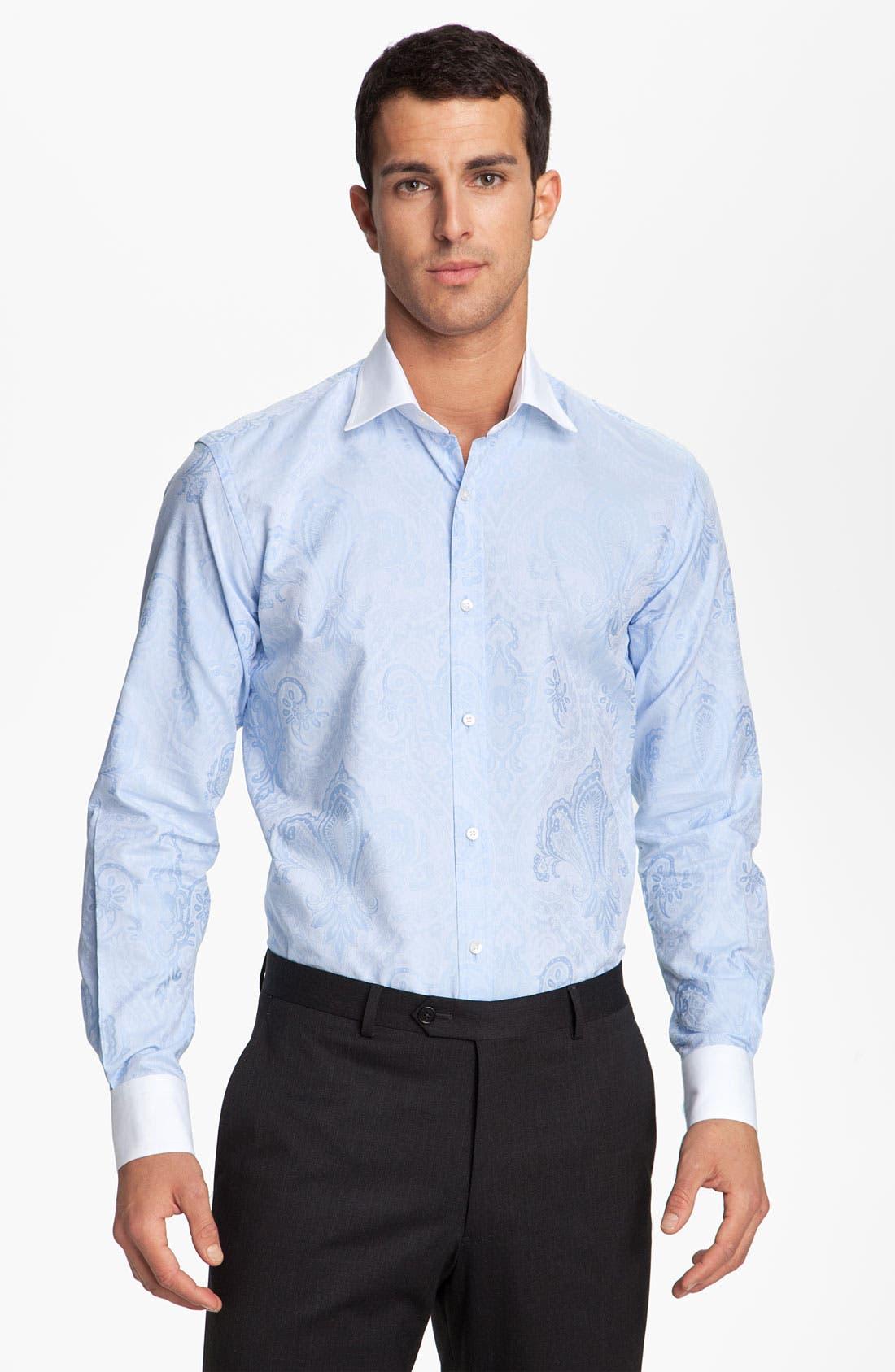 Alternate Image 1 Selected - Etro Paisley Dress Shirt