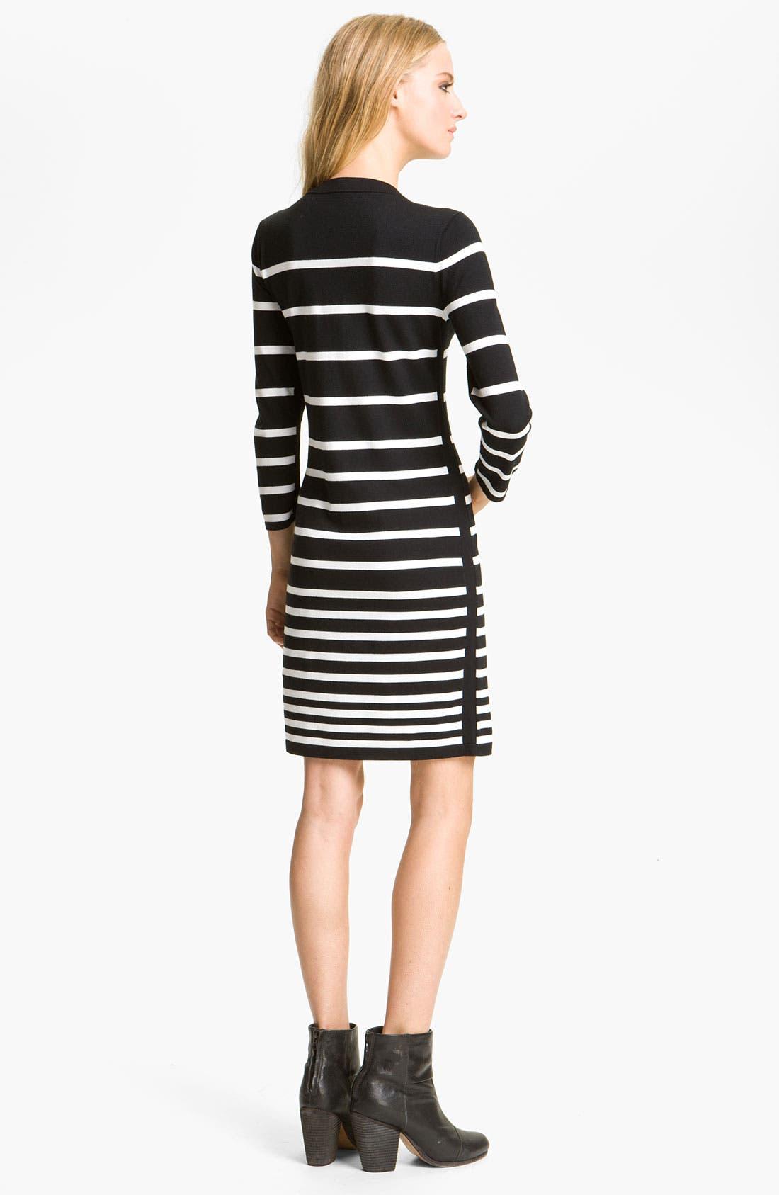 Alternate Image 2  - rag & bone/SHIRT 'Ara' Stripe Dress