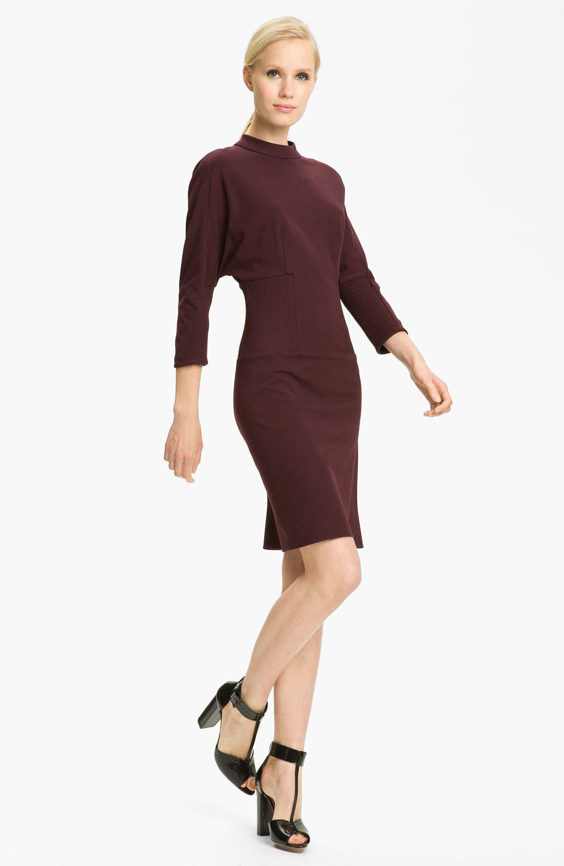 Alternate Image 1 Selected - 3.1 Phillip Lim Funnel Neck Dress
