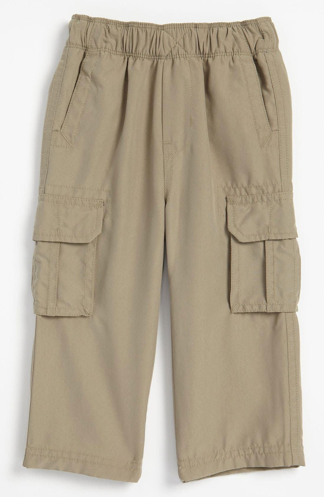 Alternate Image 1 Selected - Pure Stuff 'Summit' Cargo Pants (Infant)