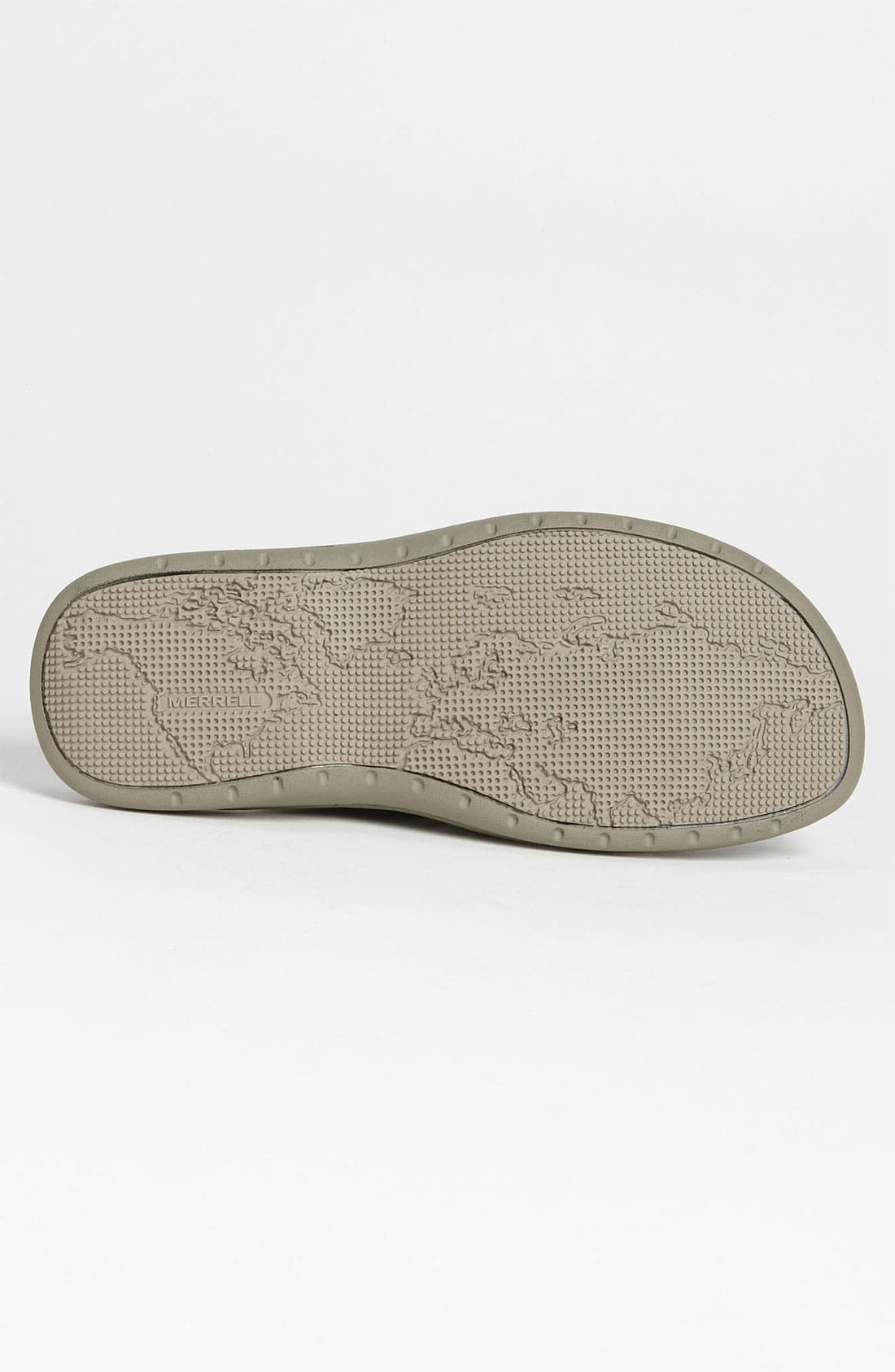 Alternate Image 4  - Merrell 'World Reaction' Sandal (Men)