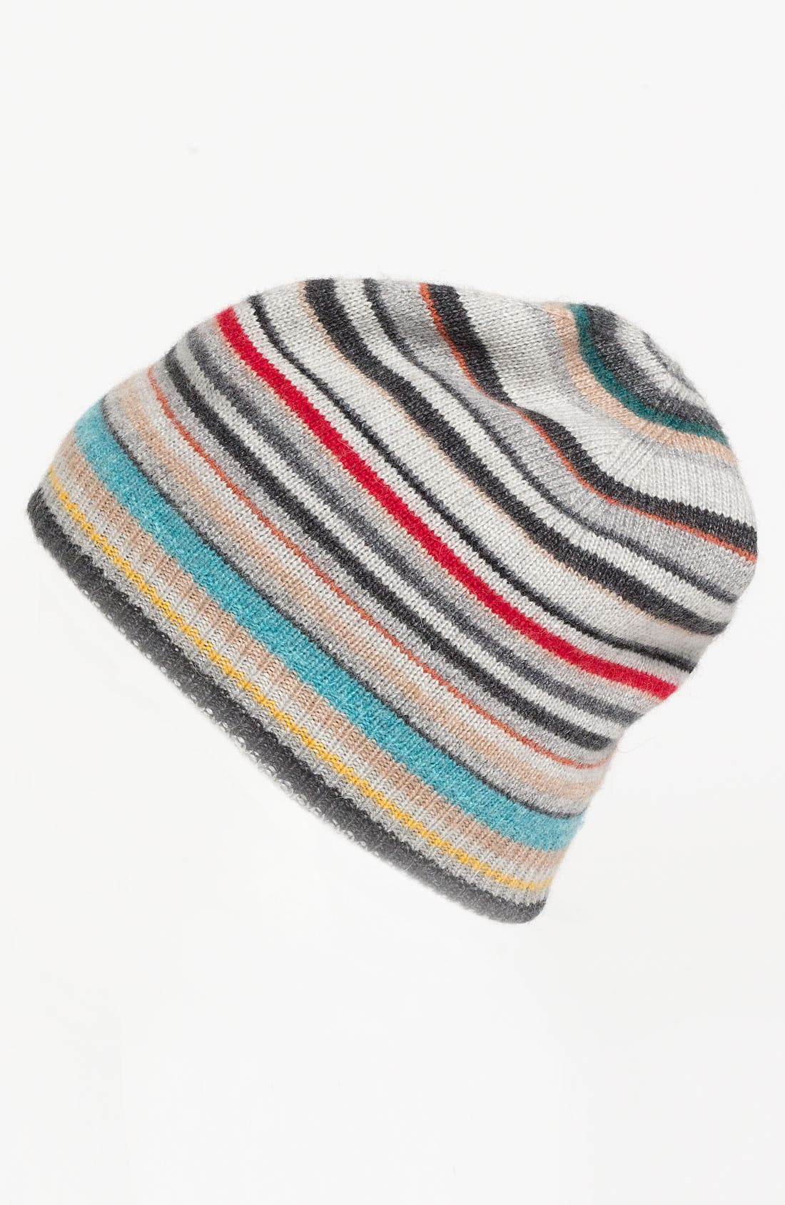 Alternate Image 1 Selected - Paul Smith Accessories Stripe Knit Cap