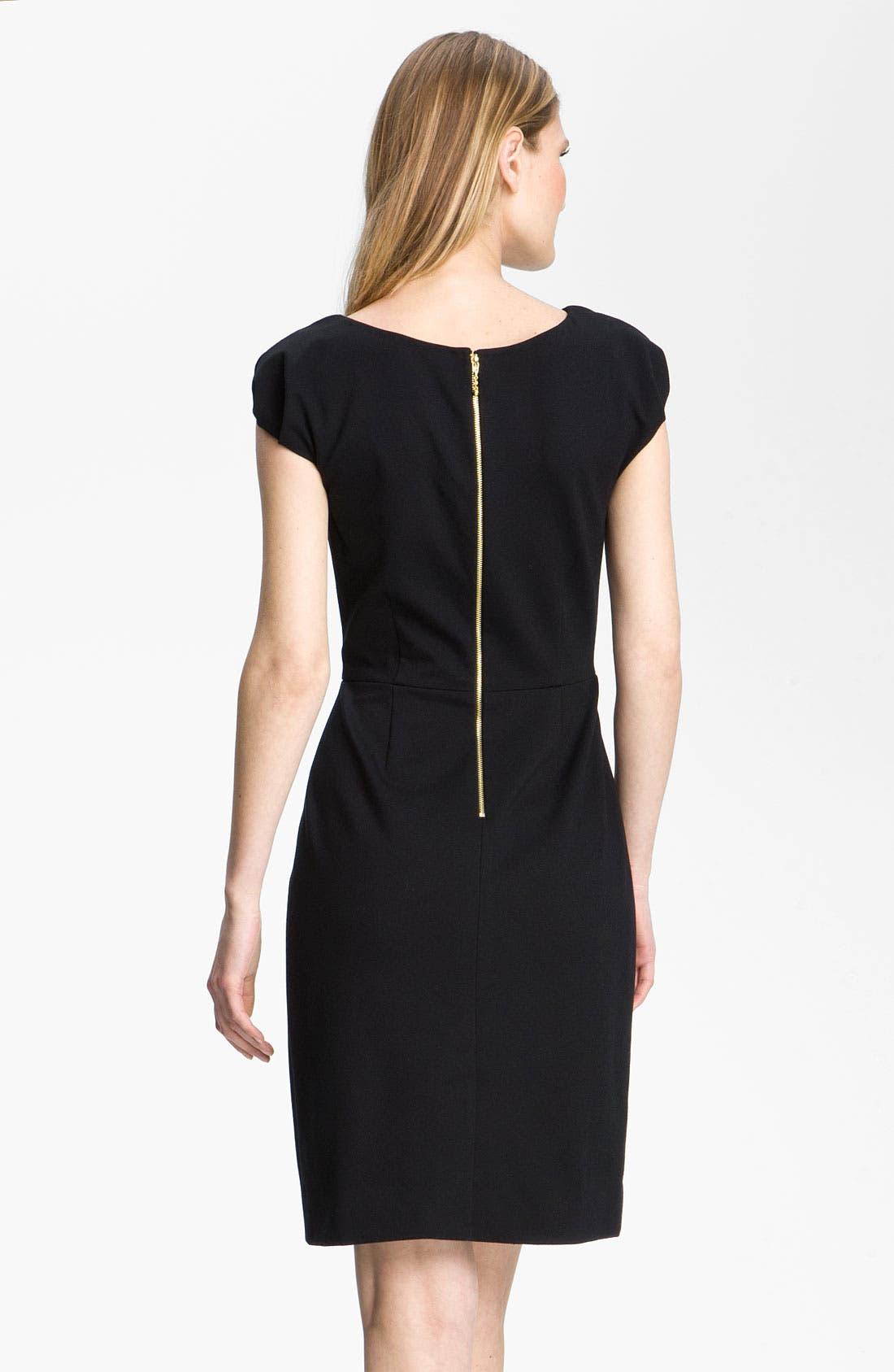 Alternate Image 2  - kate spade new york 'taylor' sheath dress