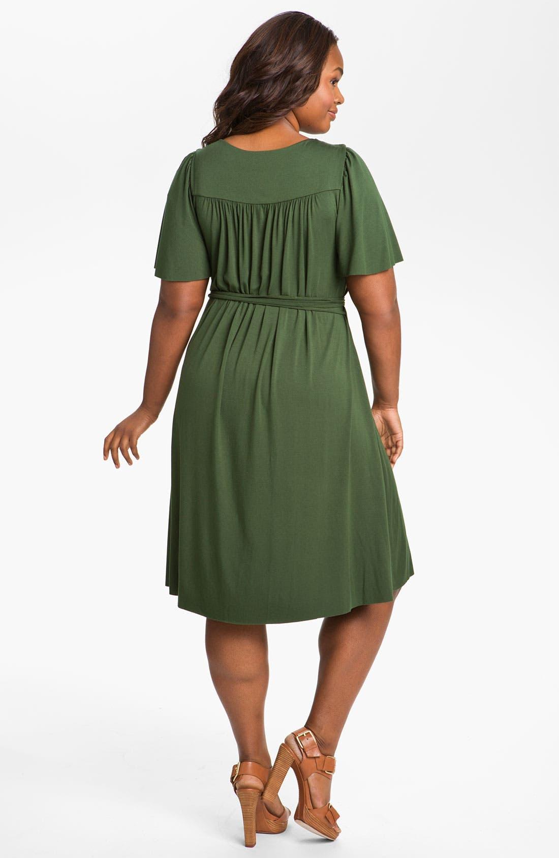 Alternate Image 2  - Rachel Pally 'Finn' Wrap Dress (Plus)