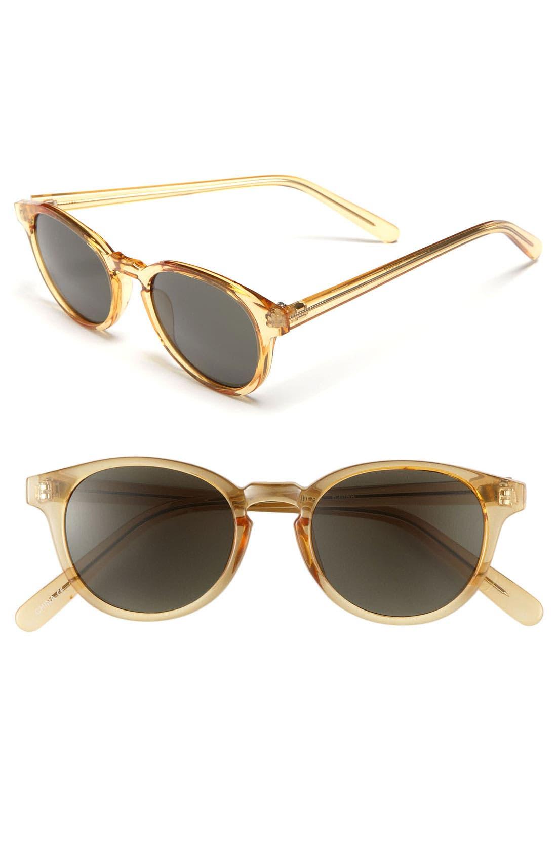 Main Image - A.J. Morgan 'Boston' Sunglasses