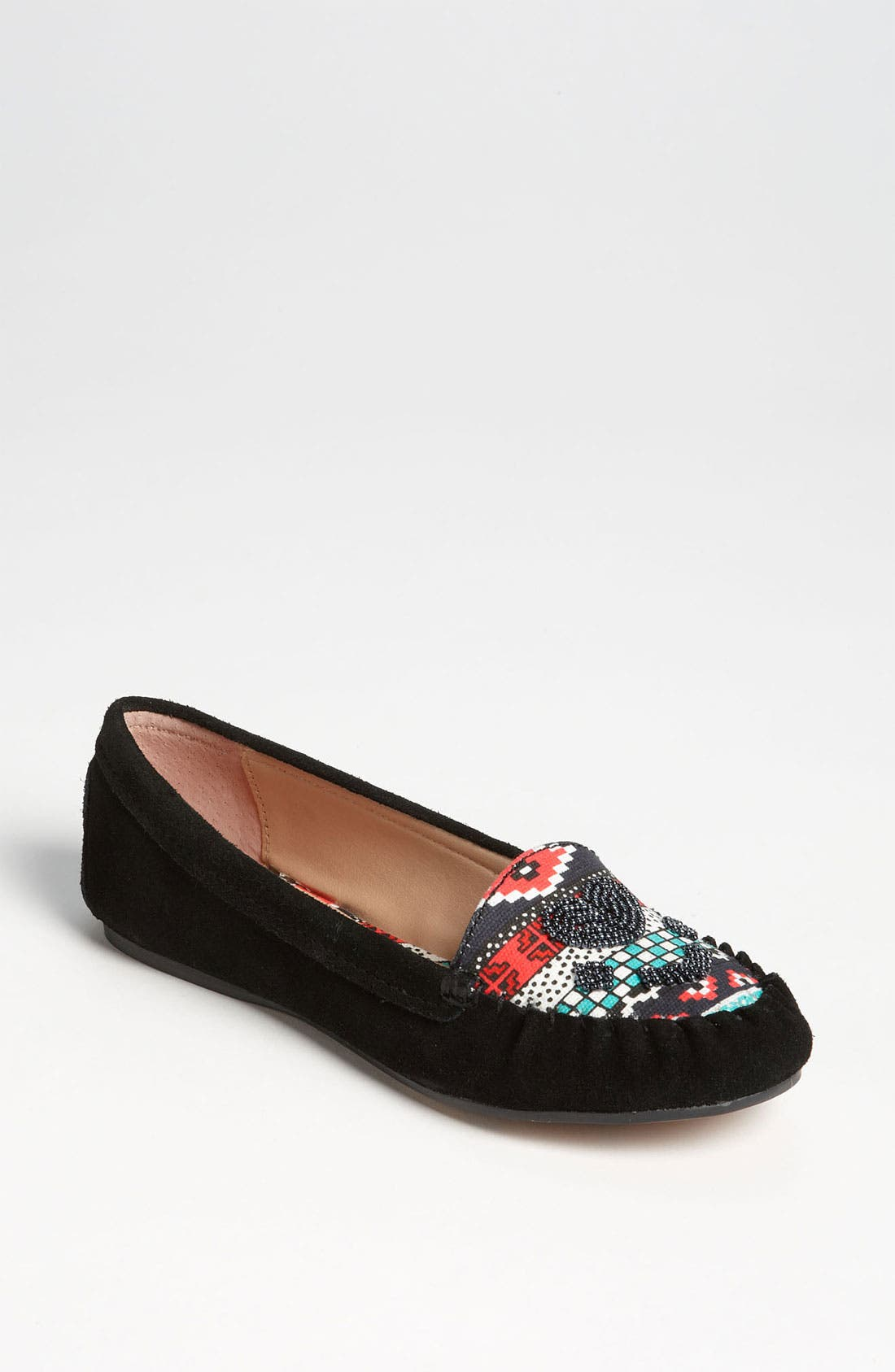 Alternate Image 1 Selected - Betsey Johnson 'Mayhemm' Flat