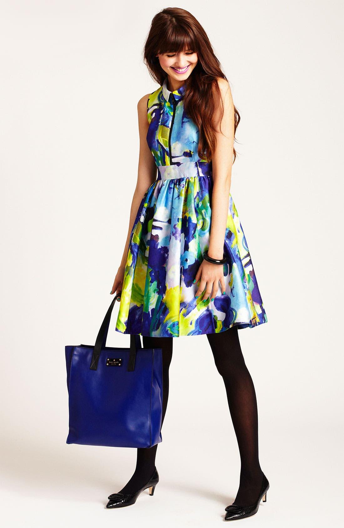 Alternate Image 3  - kate spade new york 'carissa' dress