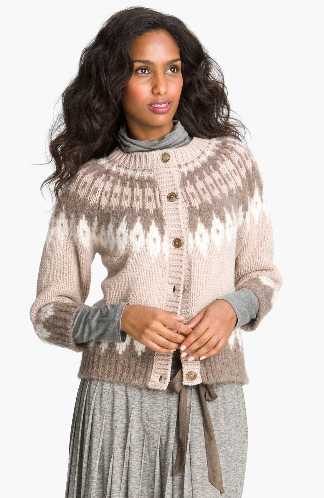 Alternate Image 1 Selected - Weekend Max Mara 'Brenta' Sweater