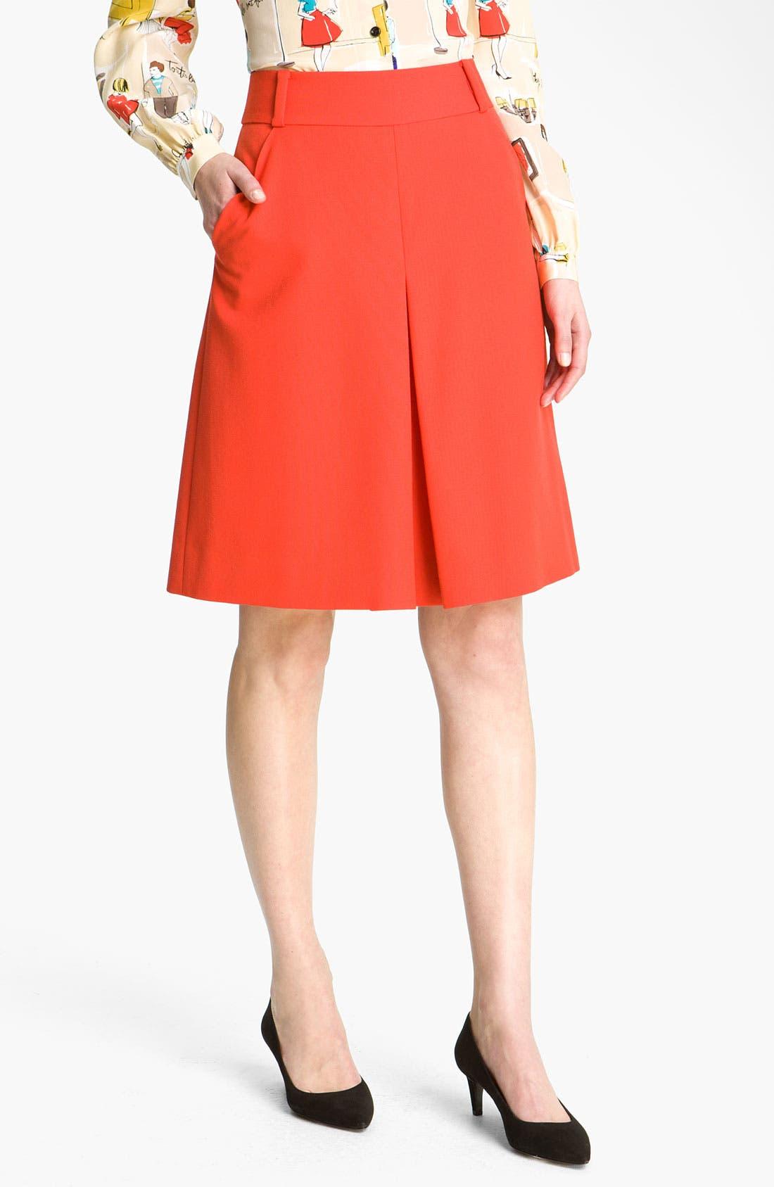 Alternate Image 1 Selected - kate spade new york 'mollie' skirt