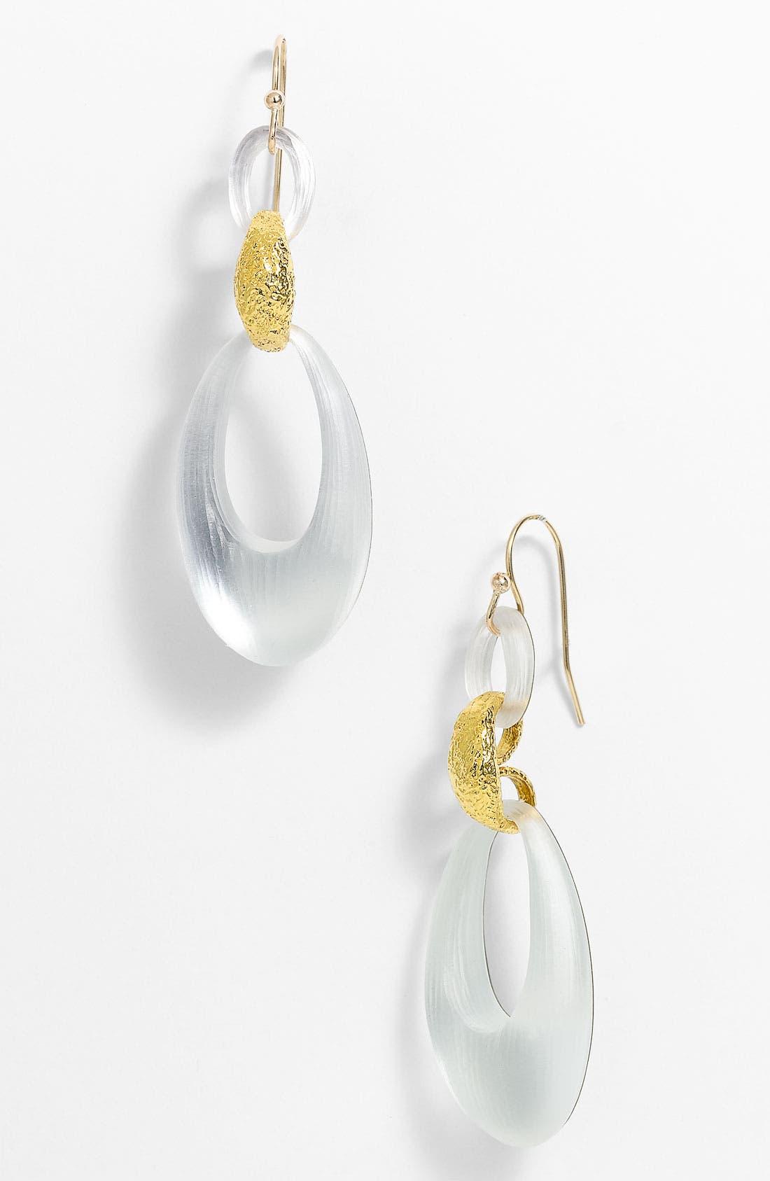 Alternate Image 1 Selected - Alexis Bittar Double Link Earrings