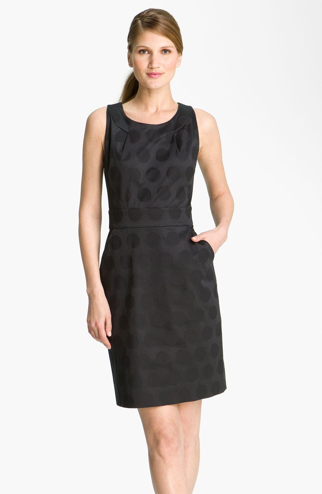 Alternate Image 1 Selected - kate spade new york 'alme' polka dot dress