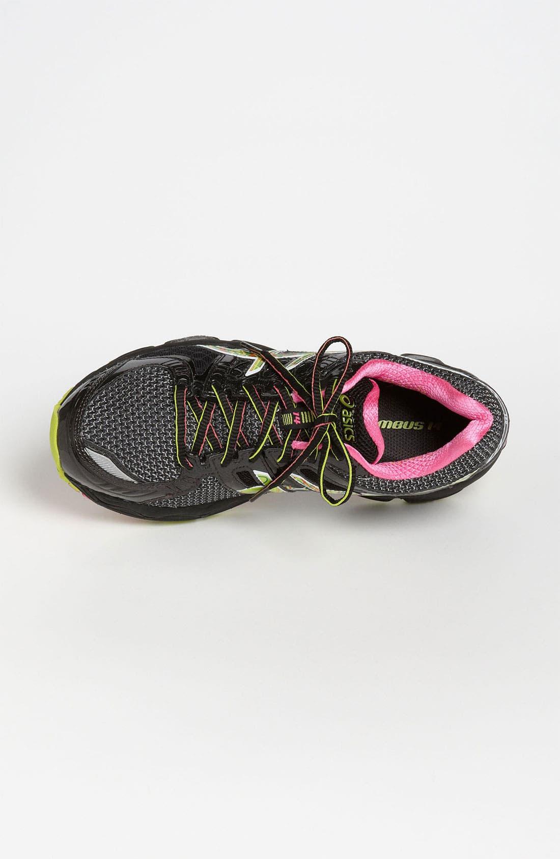 Alternate Image 3  - ASICS® 'GEL-Nimbus 14' Running Shoe (Women)(Retail Price: $139.95)