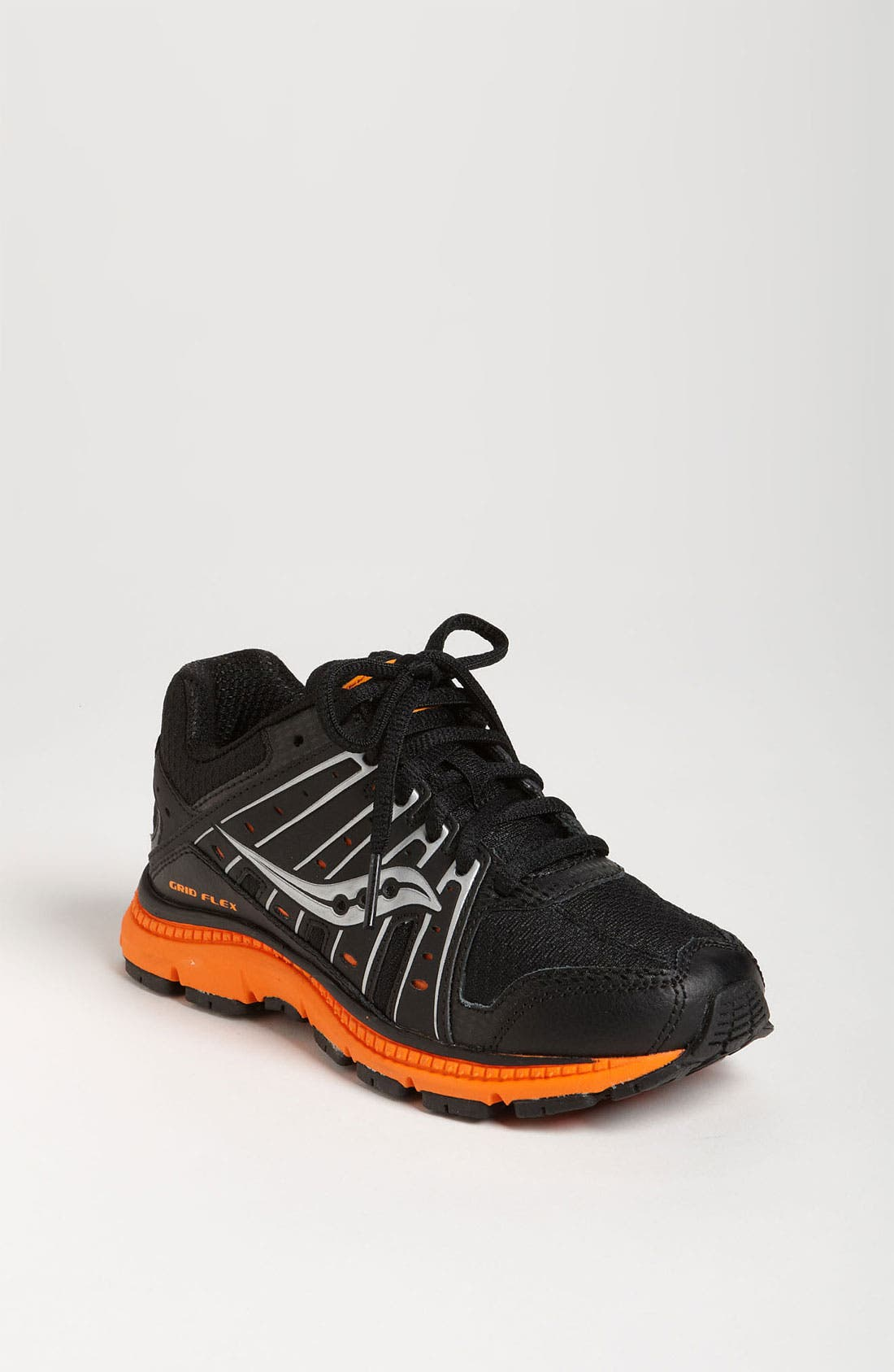 Main Image - Saucony 'Grid Flex' Running Shoe (Toddler, Little Kid & Big Kid)