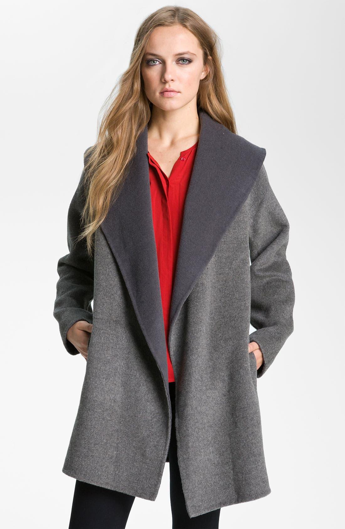 Alternate Image 1 Selected - Joie 'Teyona' Two Tone Wool Blend Jacket