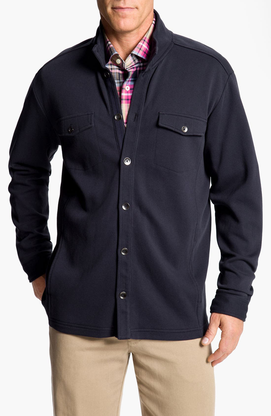 Alternate Image 1 Selected - Tommy Bahama 'Pima Paseo' Jacket