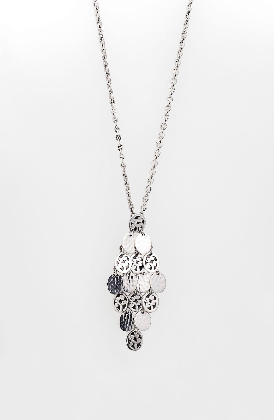 Alternate Image 2  - Lois Hill 'Summer Shimmer' Cascading Pendant Necklace
