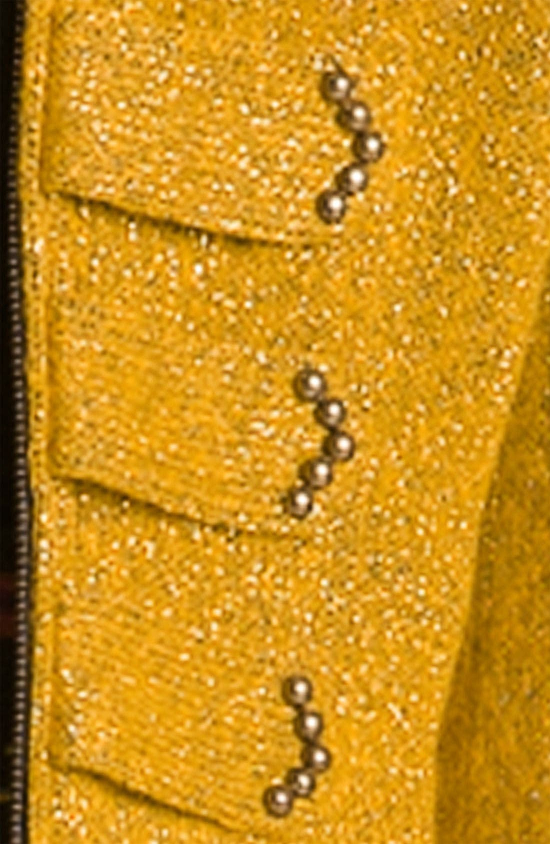 Alternate Image 3  - Nanette Lepore 'Lord & Lady' A-Line Coat