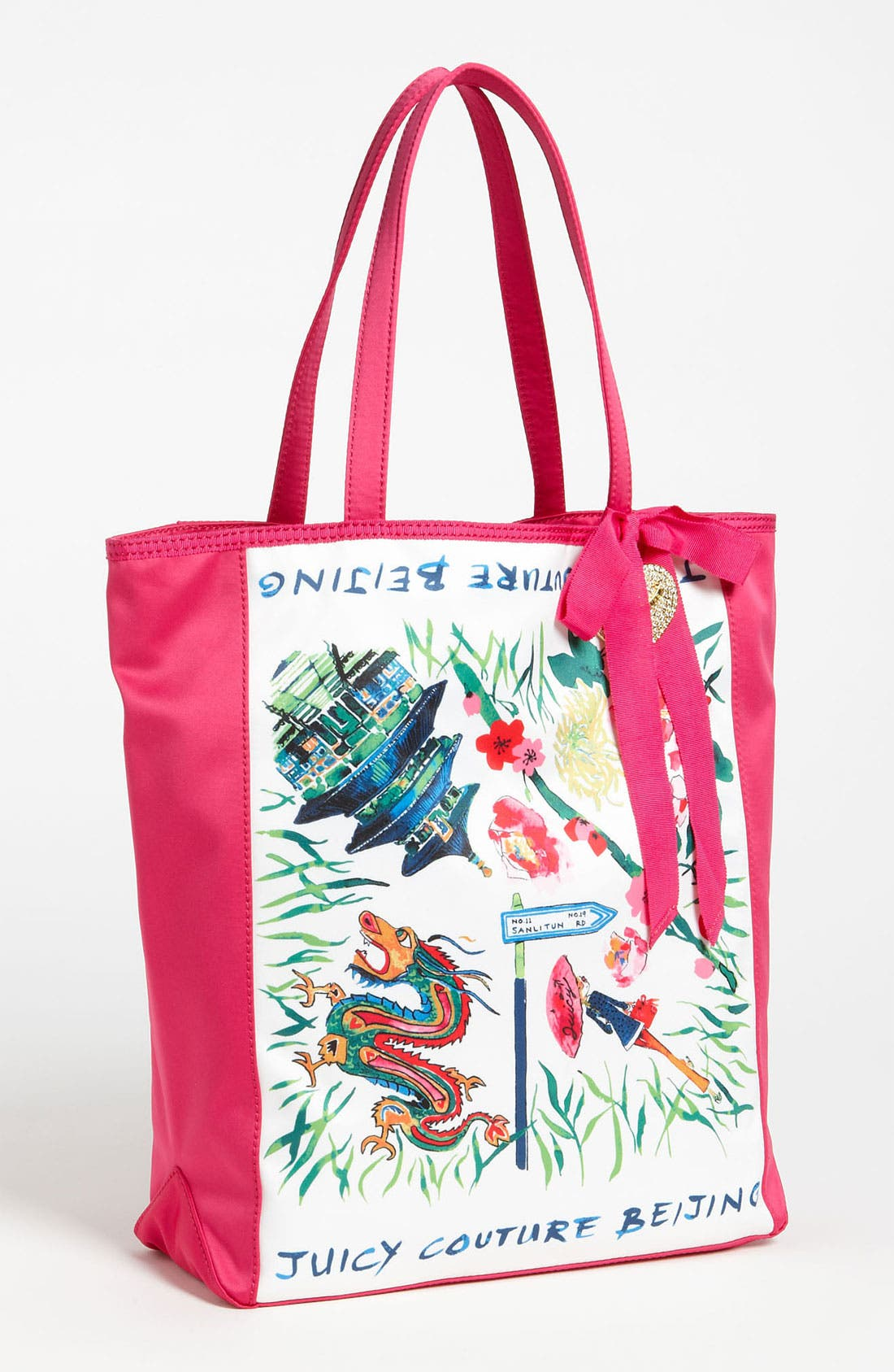 Alternate Image 1 Selected - Juicy Couture 'Beijing' Tote