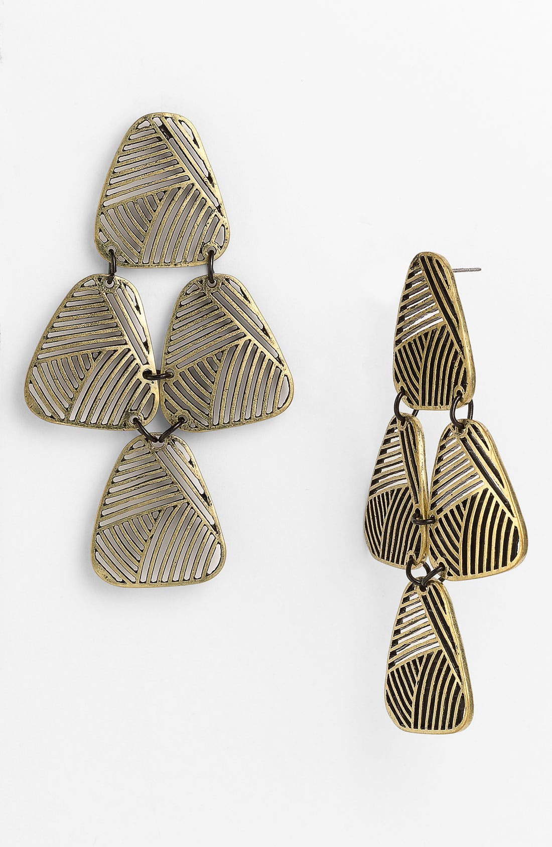 Main Image - Spring Street Statement Earrings