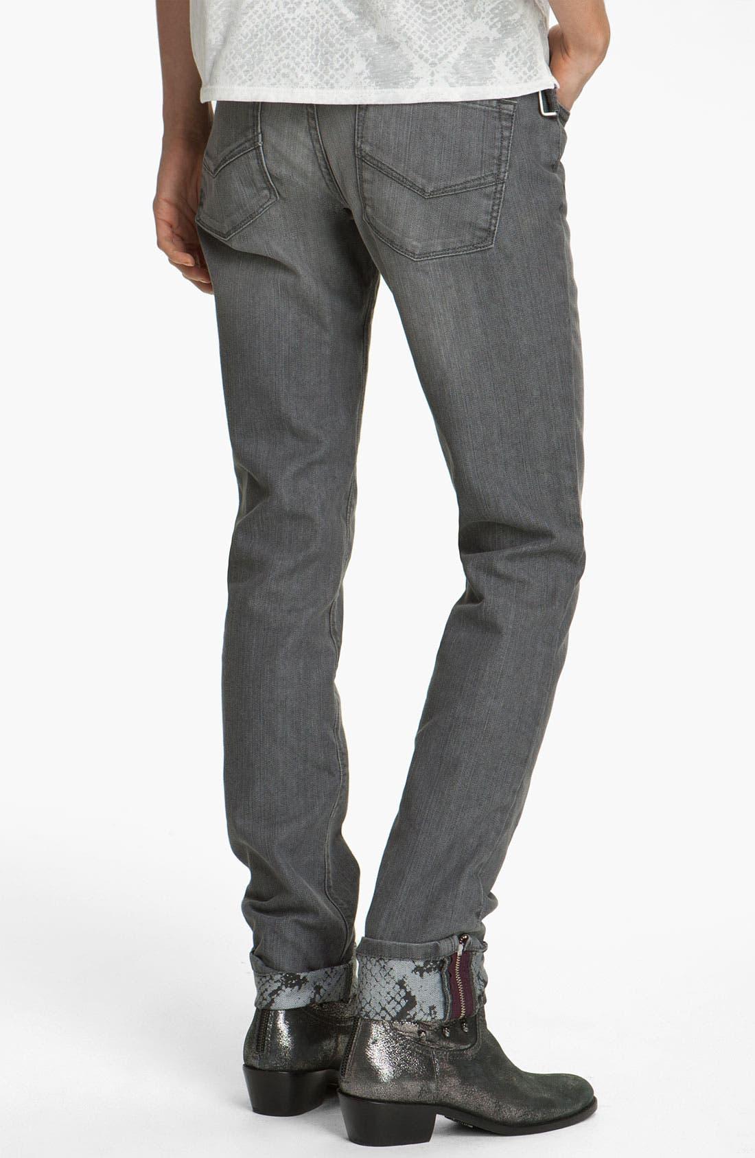 Alternate Image 2  - Zadig & Voltaire 'Eva' Skinny Jeans