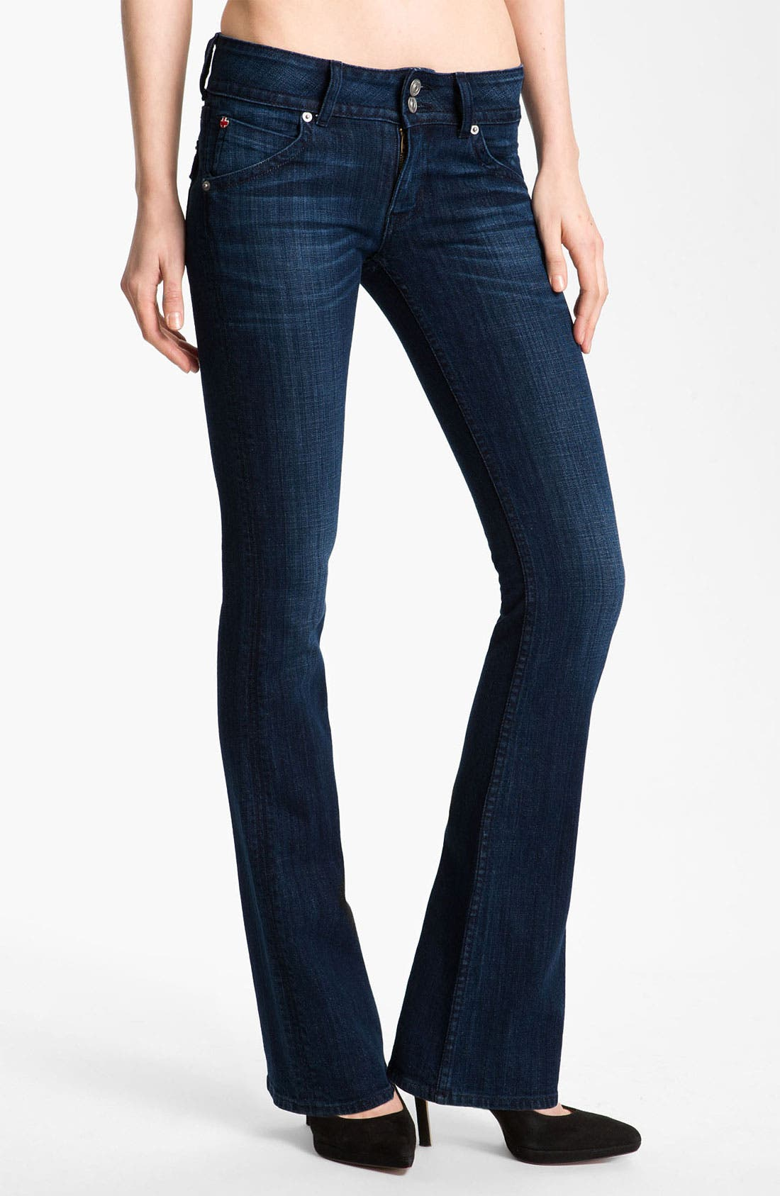 Main Image - Hudson Jeans Bootcut Stretch Jeans (South Hall)