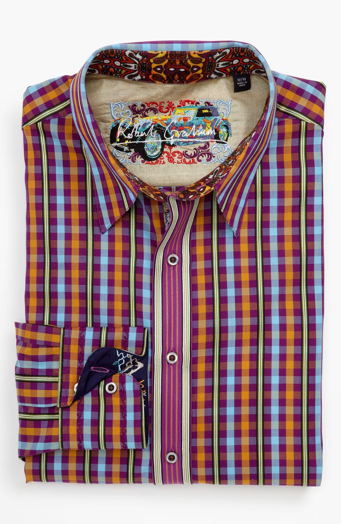 Alternate Image 2  - Robert Graham 'Conquest' Sport Shirt