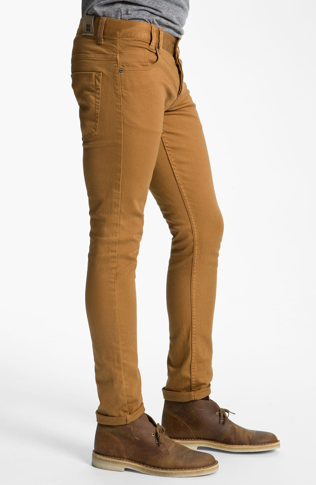 Alternate Image 3  - Insight 'City Riot' Slim Straight Leg Jeans (Digger)