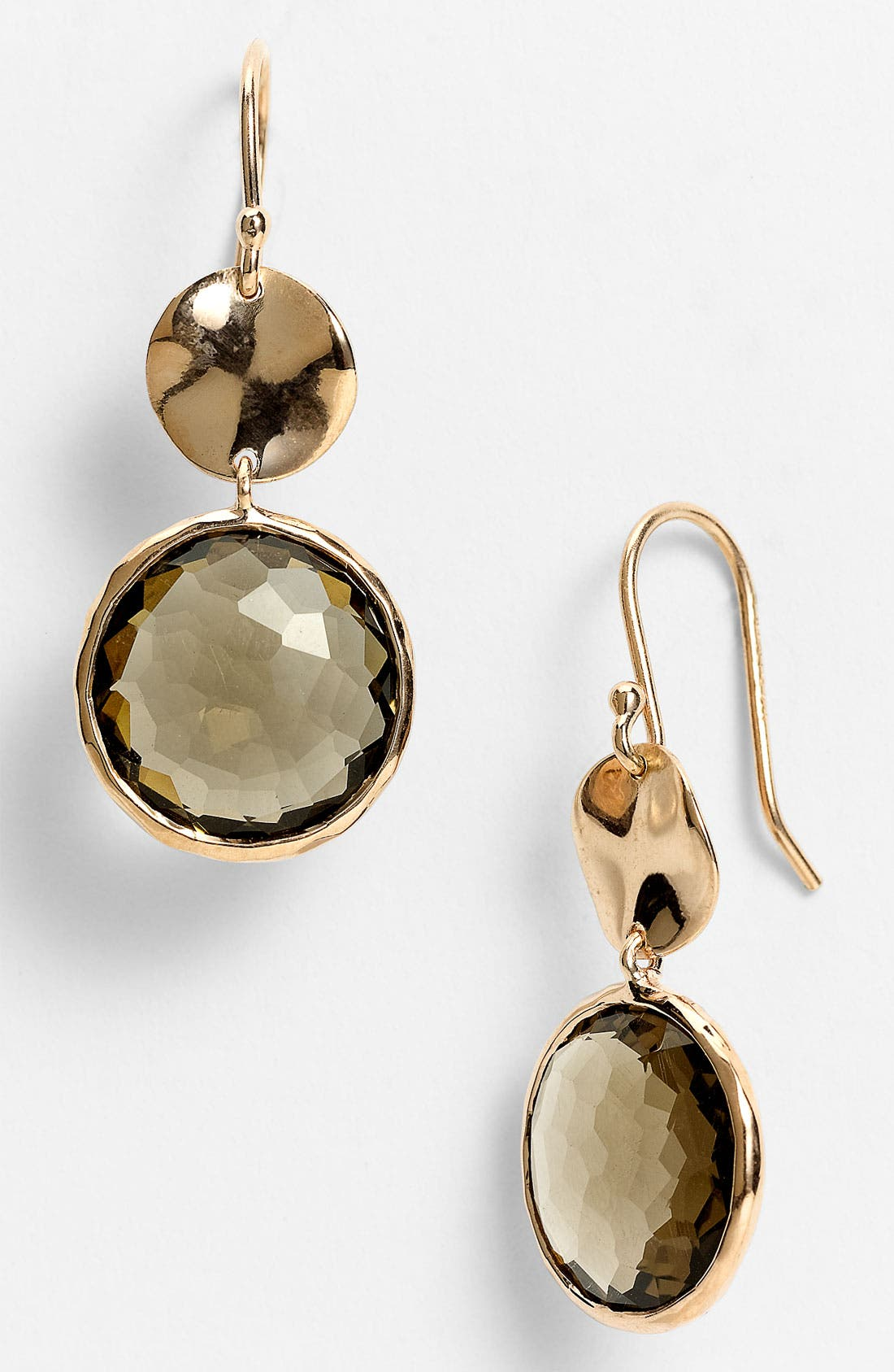 Main Image - Ippolita 'Lollipop - Mini Snowman' Rosé Earrings (Nordstrom Exclusive)