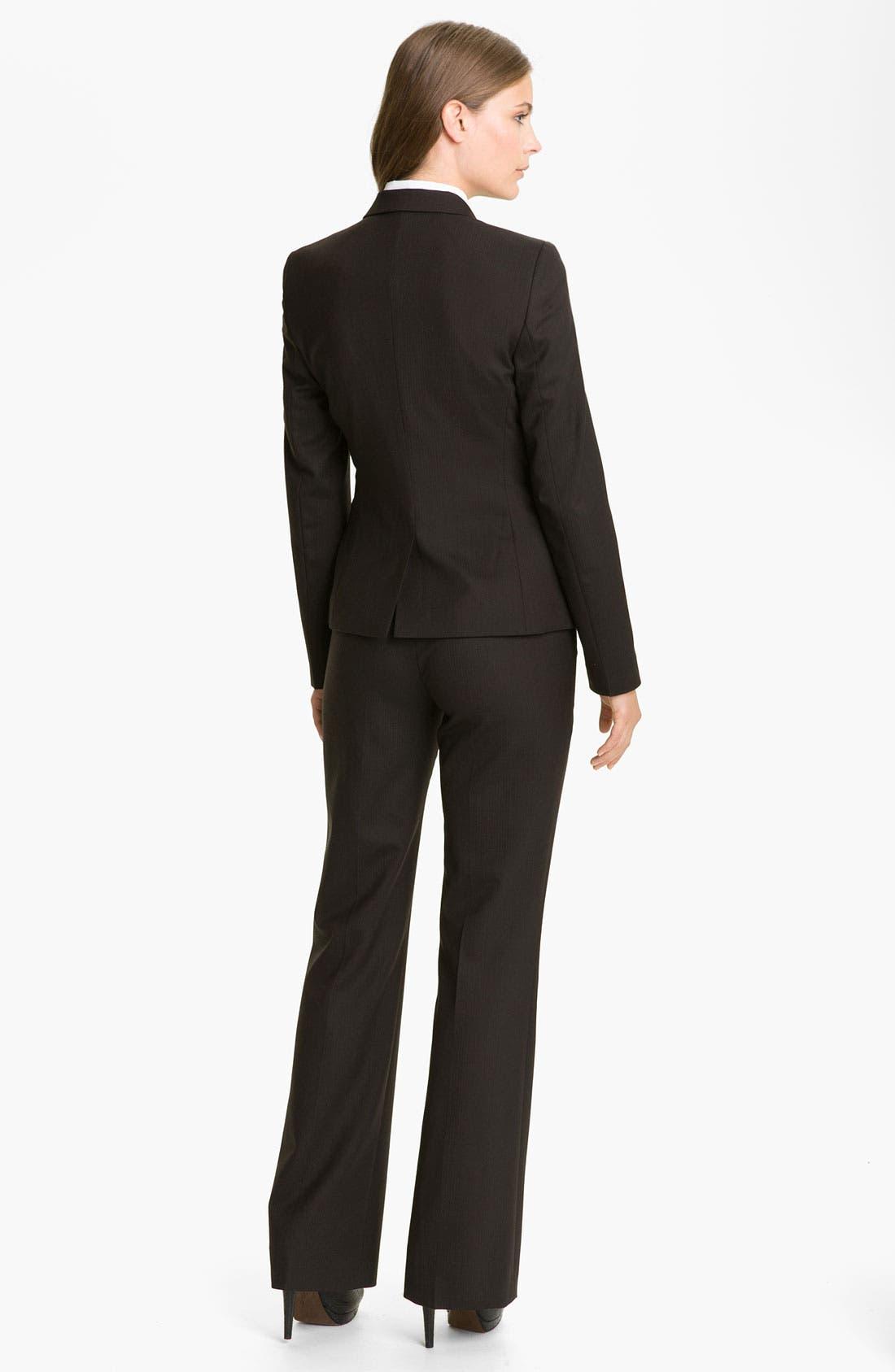 Alternate Image 5  - BOSS Black 'Tulia' Pants