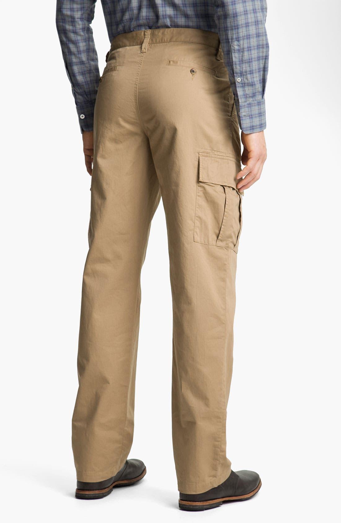 Alternate Image 2  - Wallin & Bros. 'Fulham' Cargo Pants