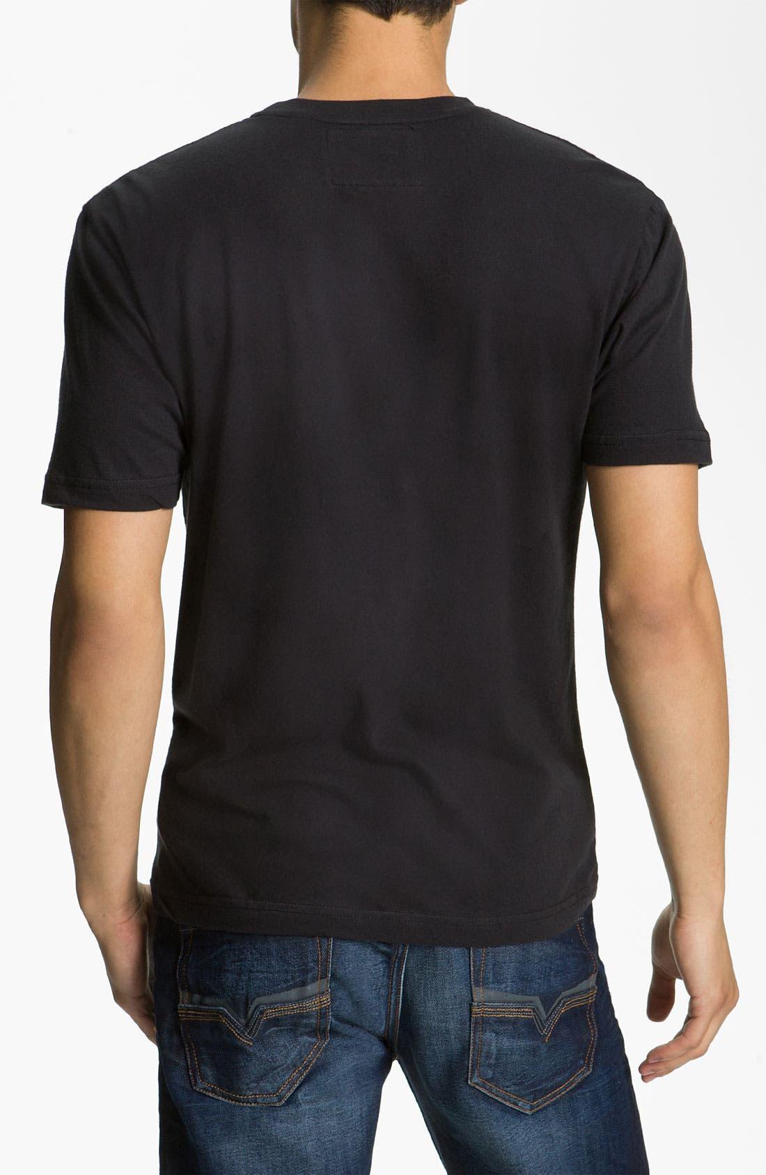 Alternate Image 2  - Wright & Ditson 'Miami Marlins' Baseball T-Shirt