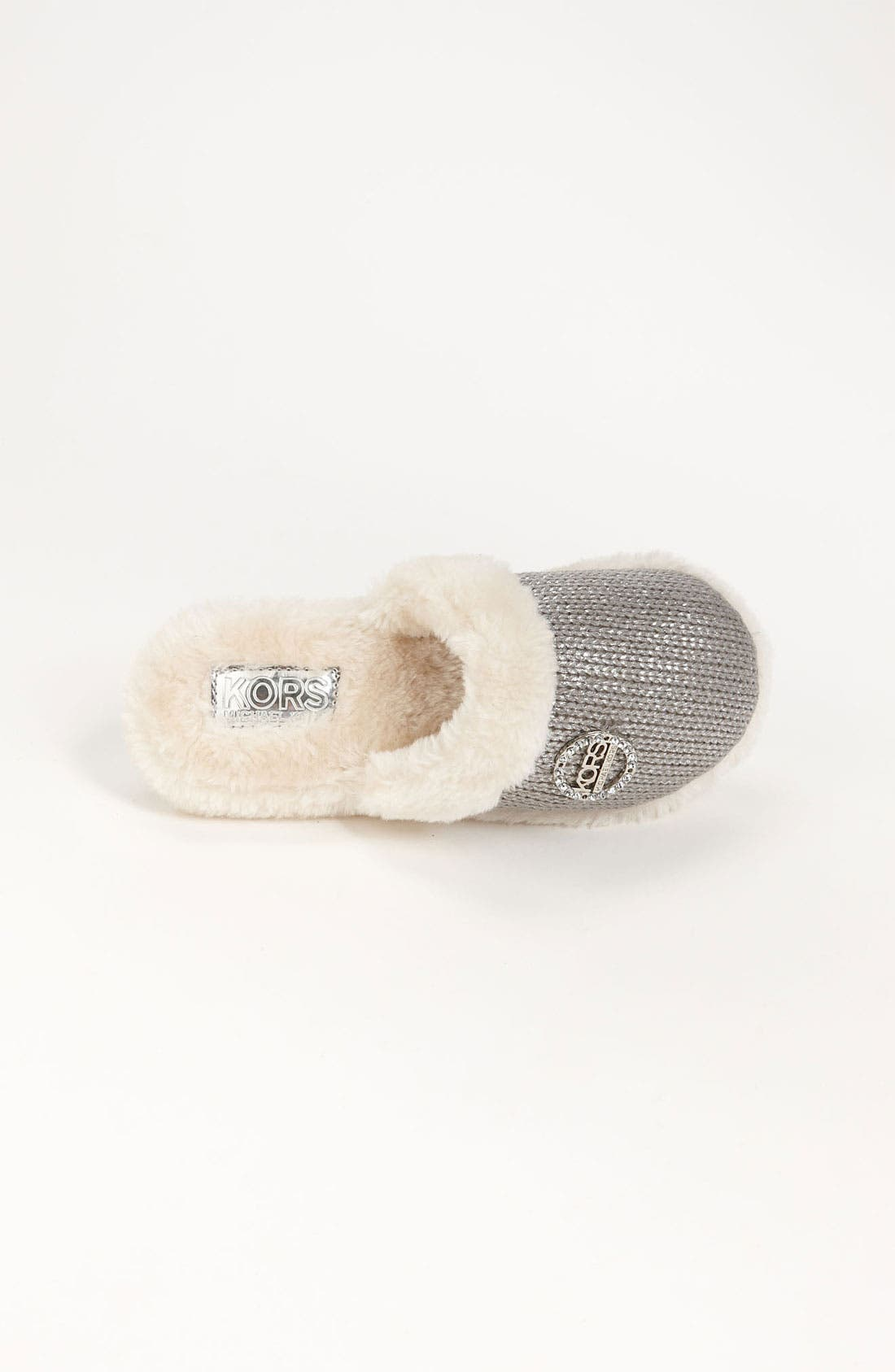 Alternate Image 3  - KORS Michael Kors 'Shiloah' Slipper with Faux Fur Lining (Toddler, Little Kid & Big Kid)