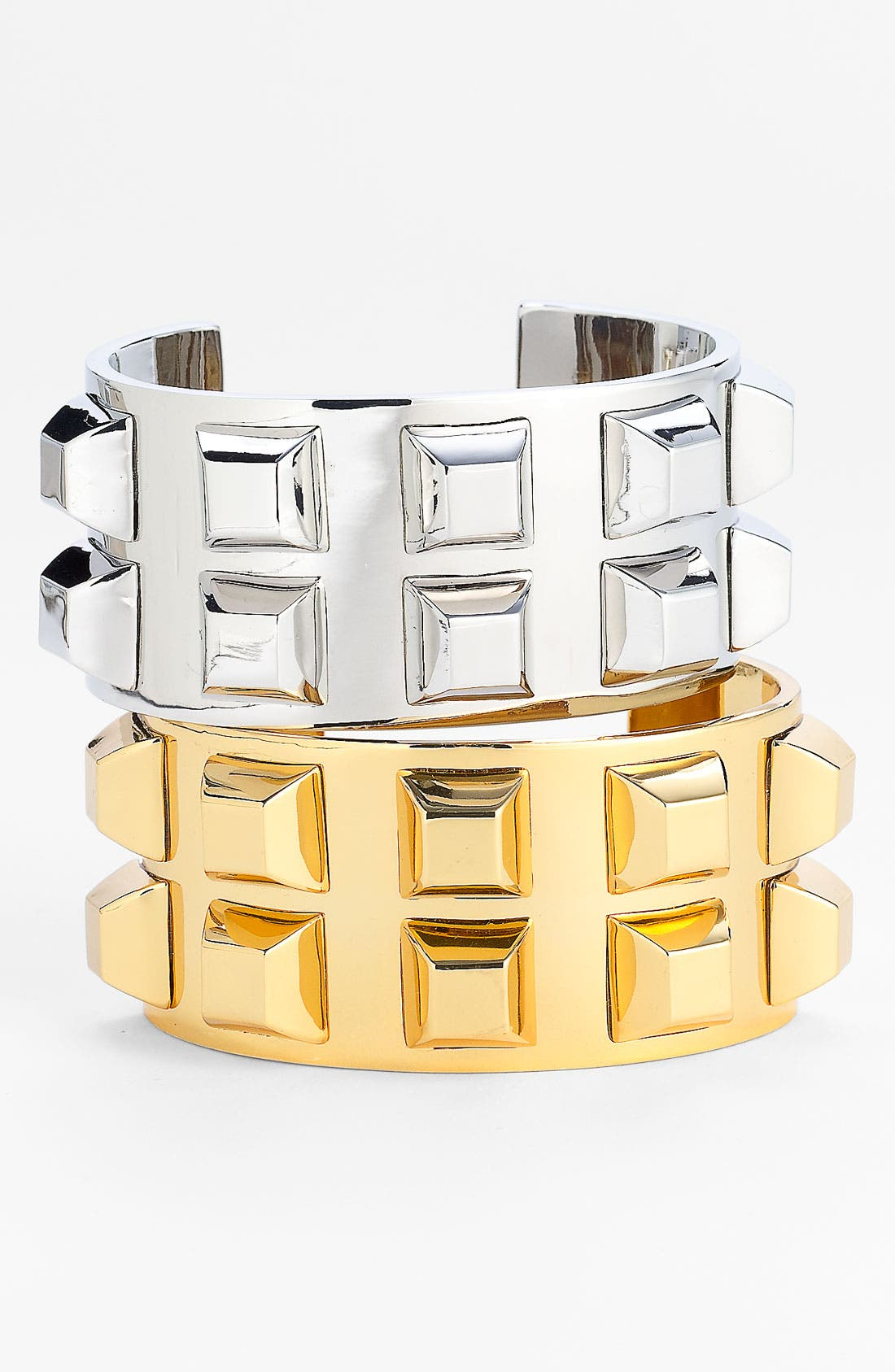 Alternate Image 1 Selected - Vince Camuto Studded Cuff