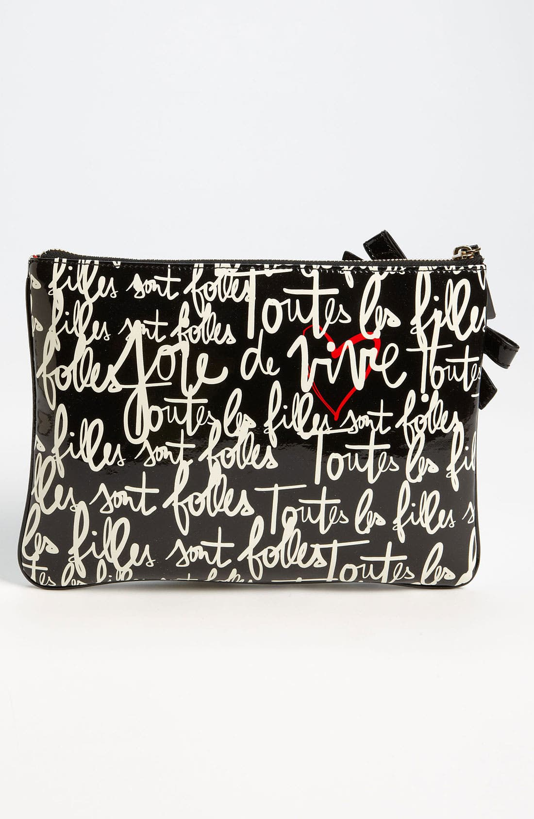 Alternate Image 4  - kate spade new york 'garance doré - georgie' zip pouch