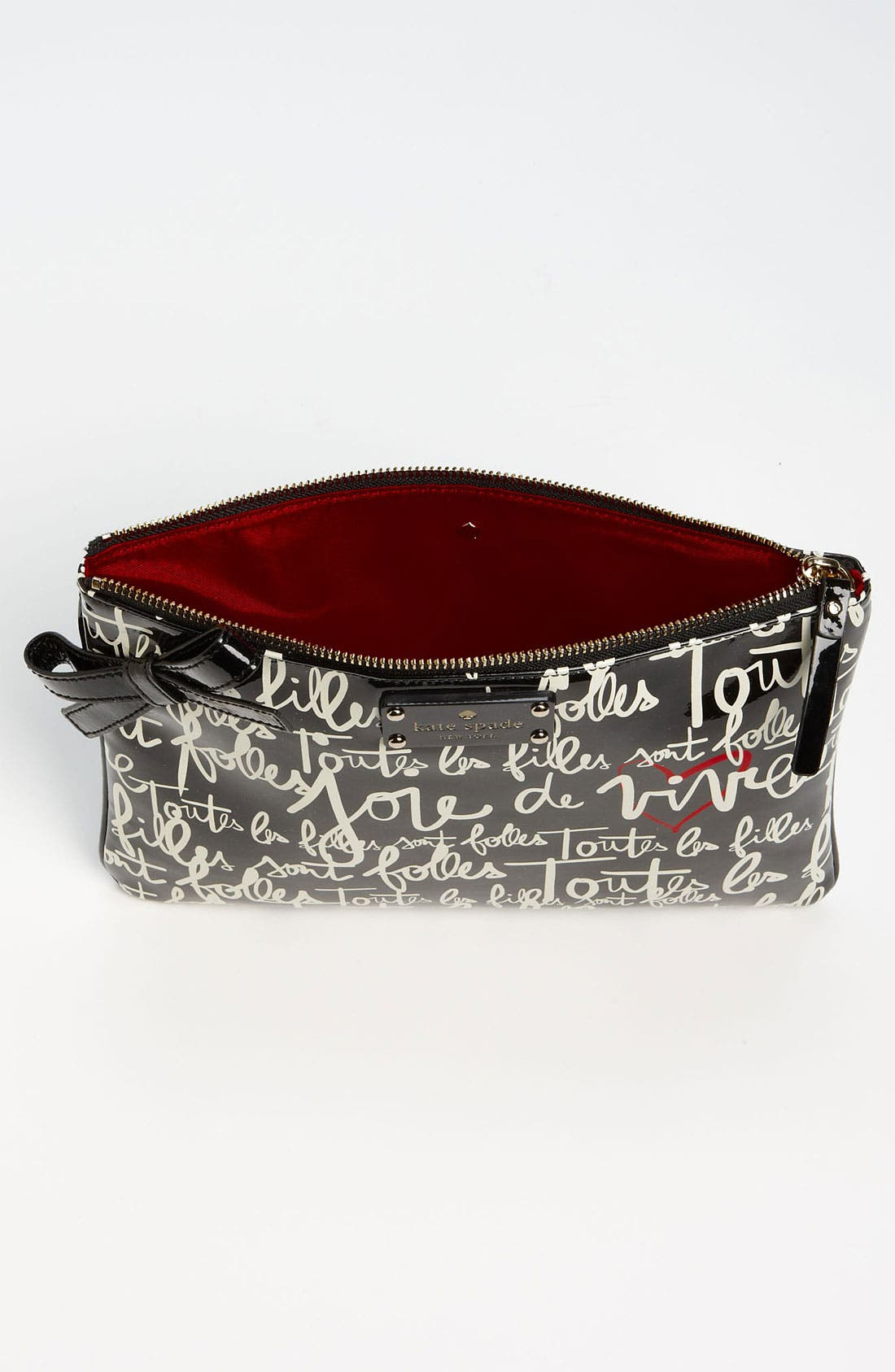 Alternate Image 3  - kate spade new york 'garance doré - georgie' zip pouch