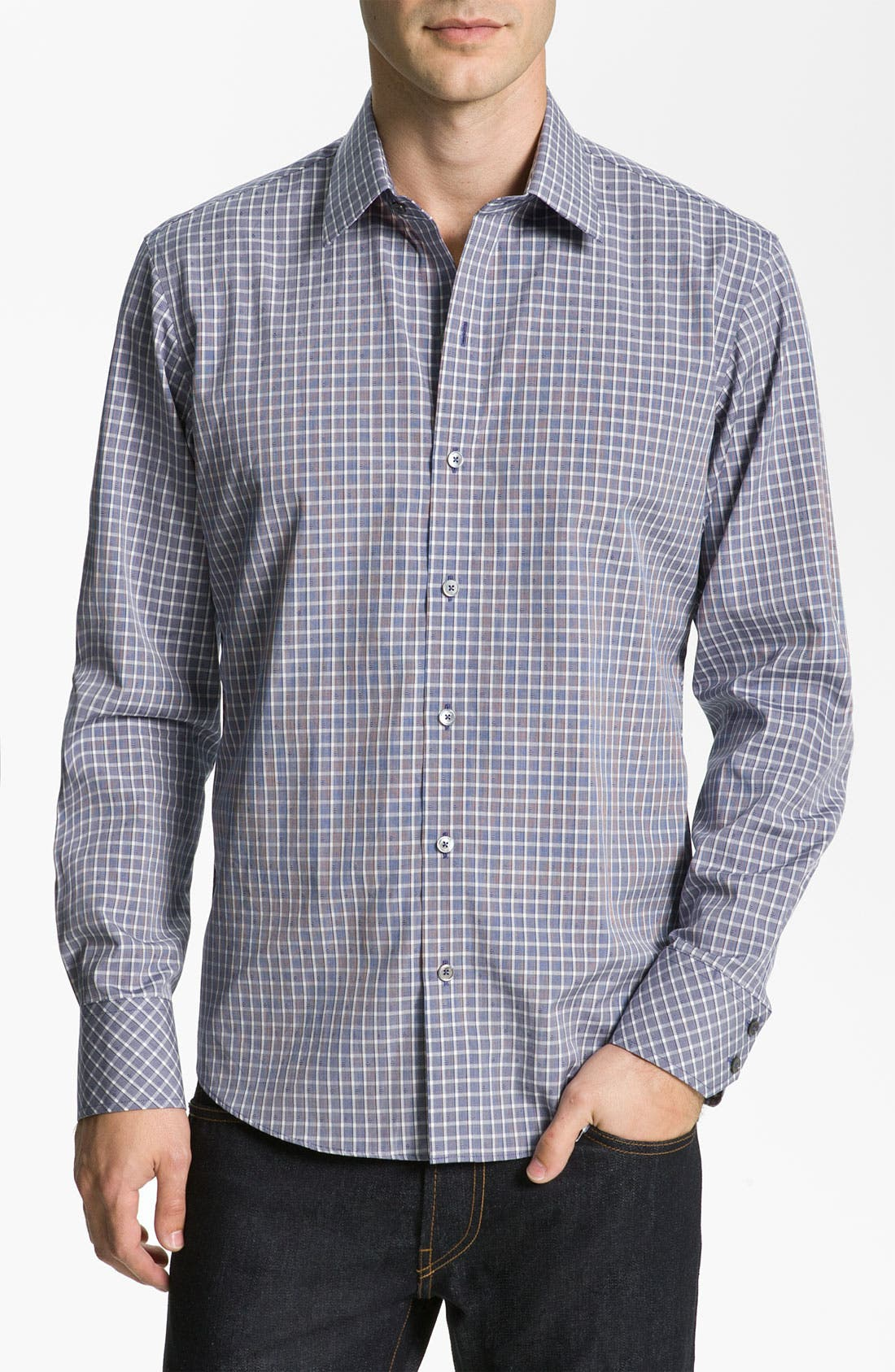 Alternate Image 1 Selected - Zachary Prell 'Foster' Sport Shirt