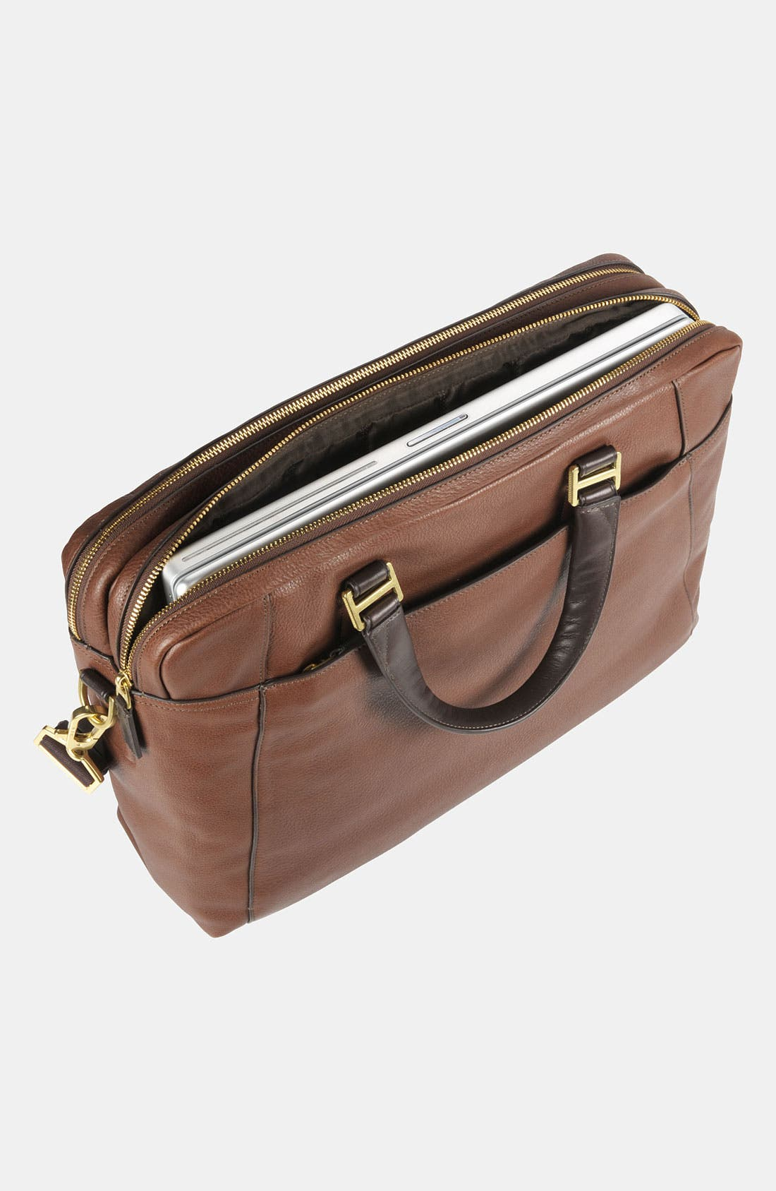 Alternate Image 4  - Tumi 'Large Beacon Hill Chestnut' Briefcase