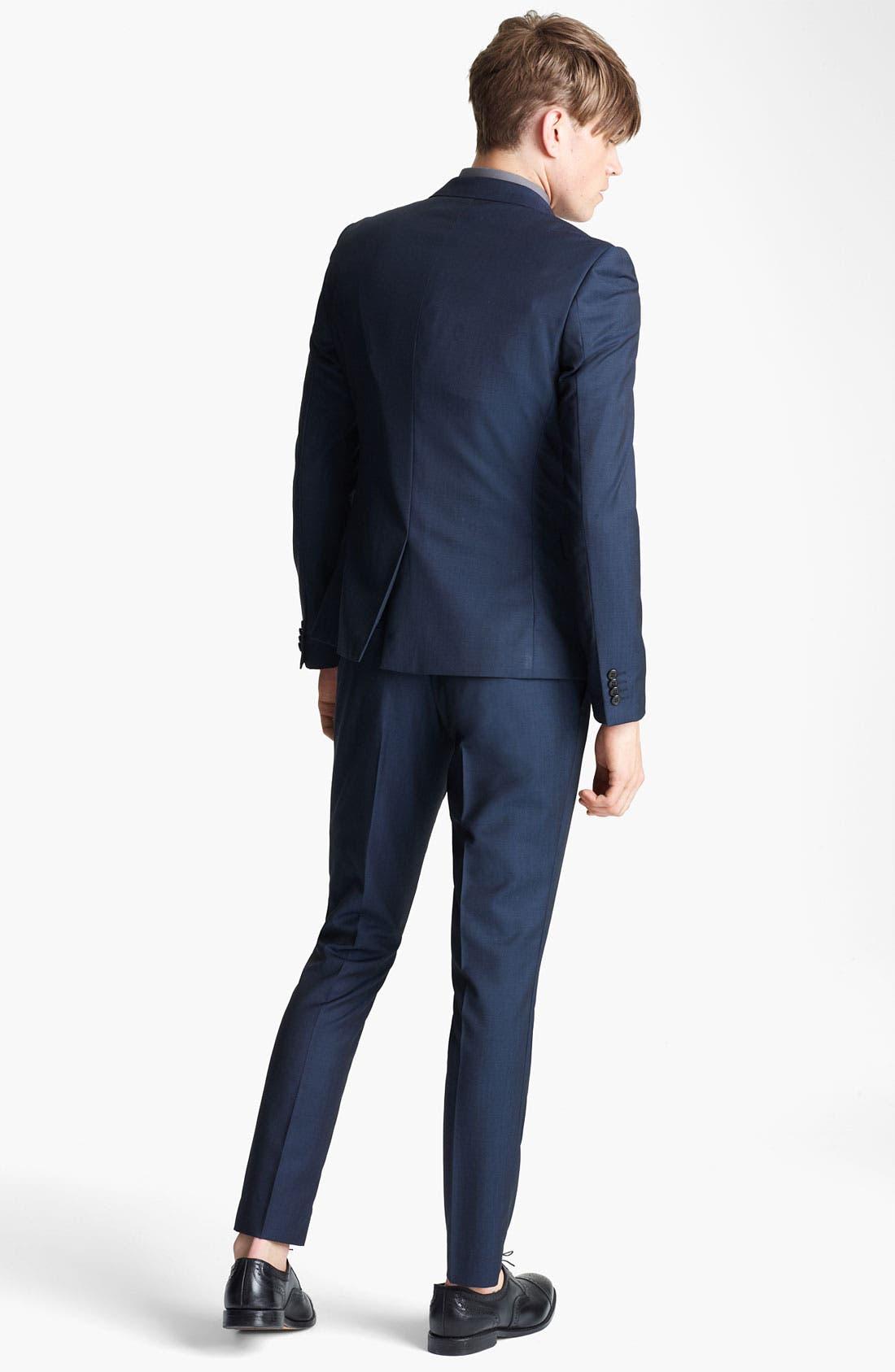 Alternate Image 5  - Topman 'Tonic' Skinny Blazer