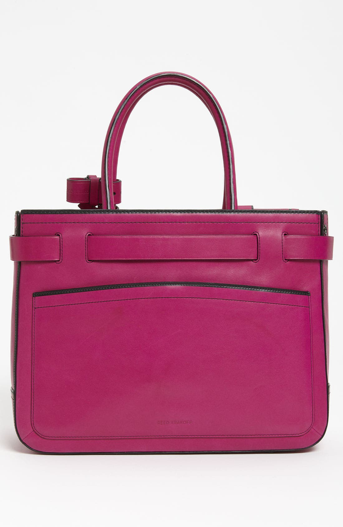 Alternate Image 4  - Reed Krakoff 'Boxer' Leather Satchel