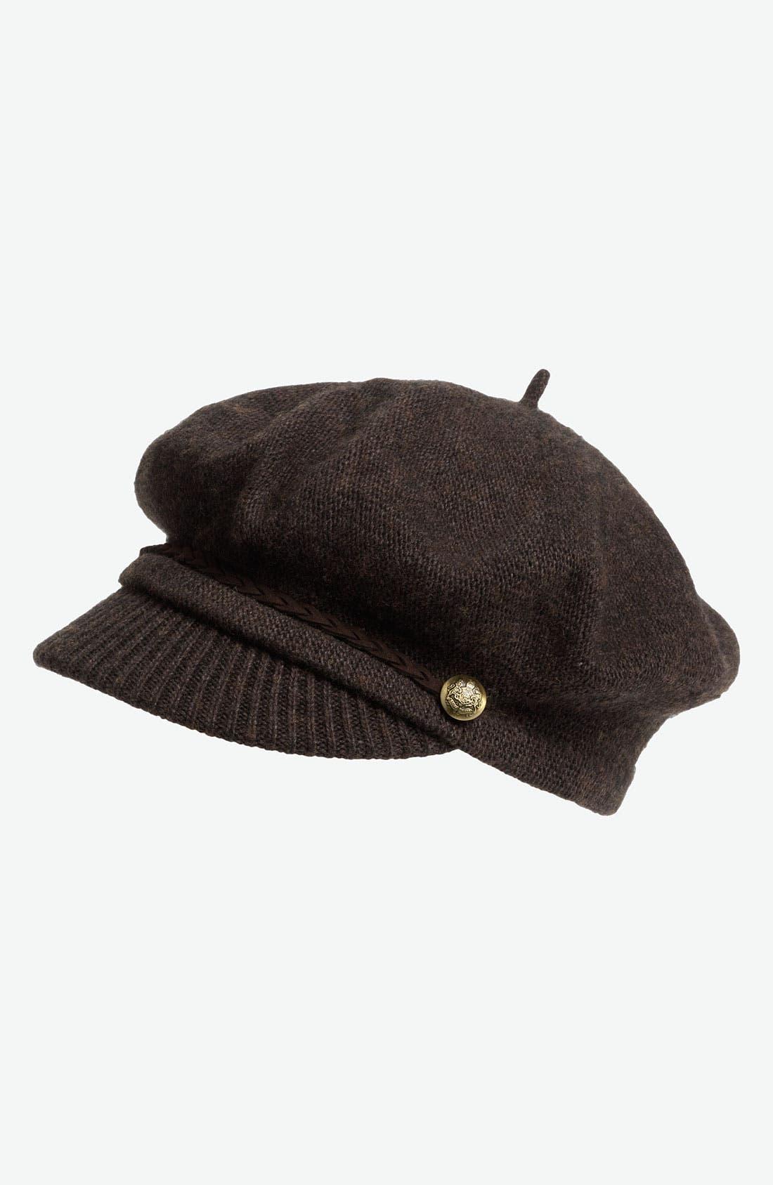 Main Image - Lauren Ralph Lauren Greek Fisherman Hat