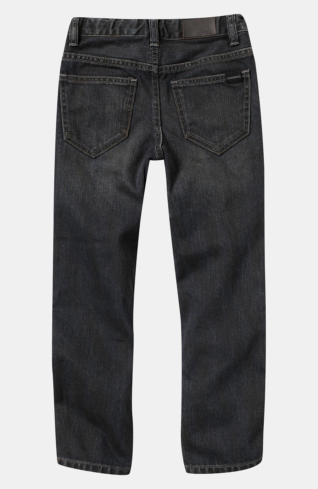 Alternate Image 1 Selected - Quiksilver 'Revolver' Jeans (Toddler)