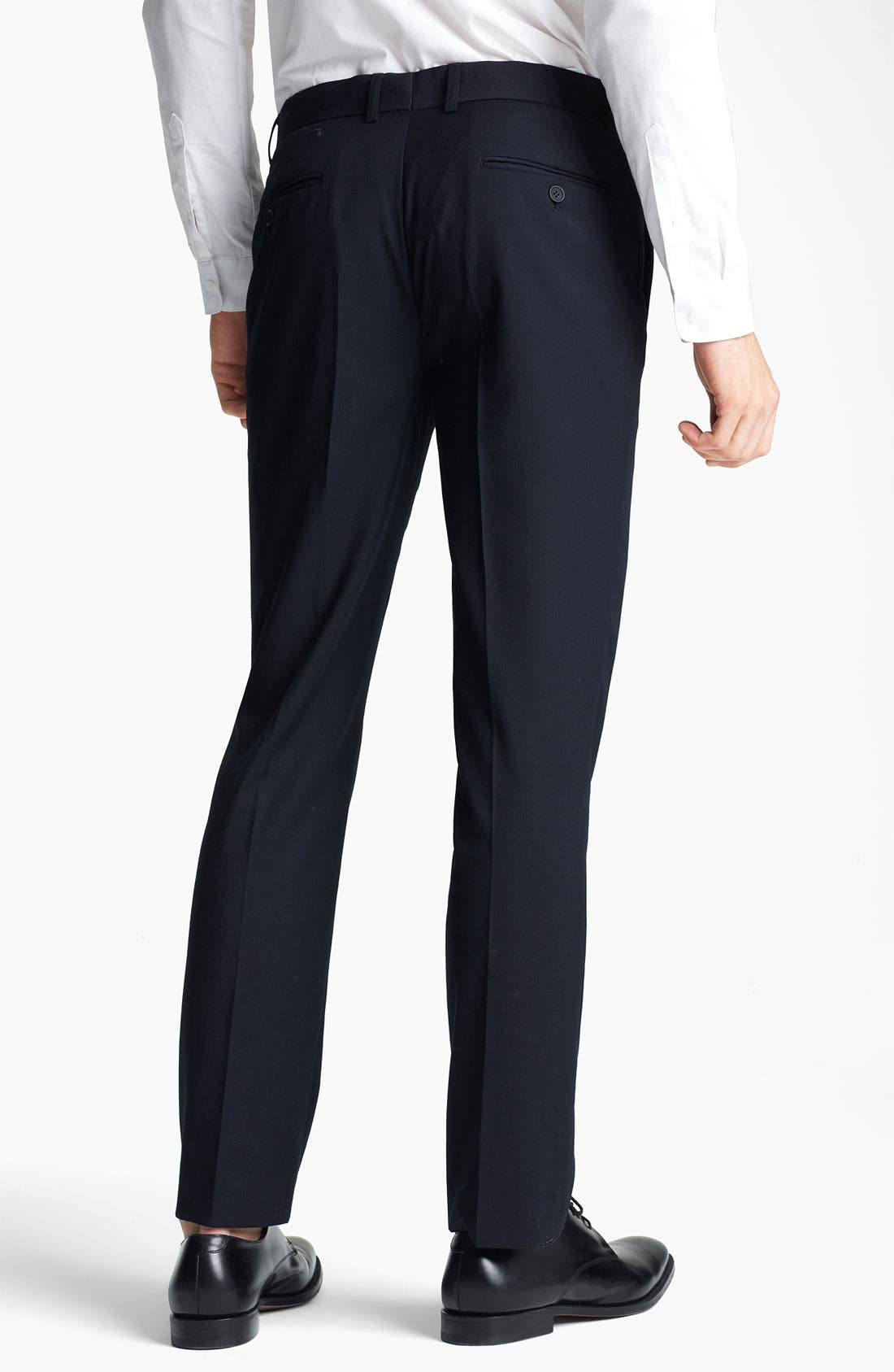 Alternate Image 2  - Topman Skinny Trousers