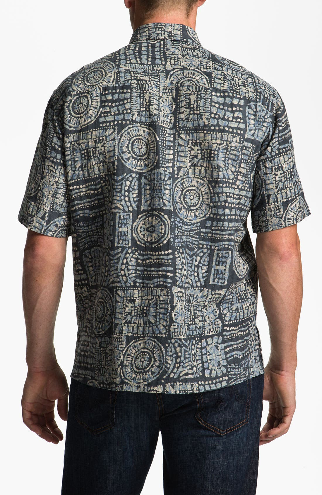 Alternate Image 2  - Tori Richard 'Lost City' Sport Shirt