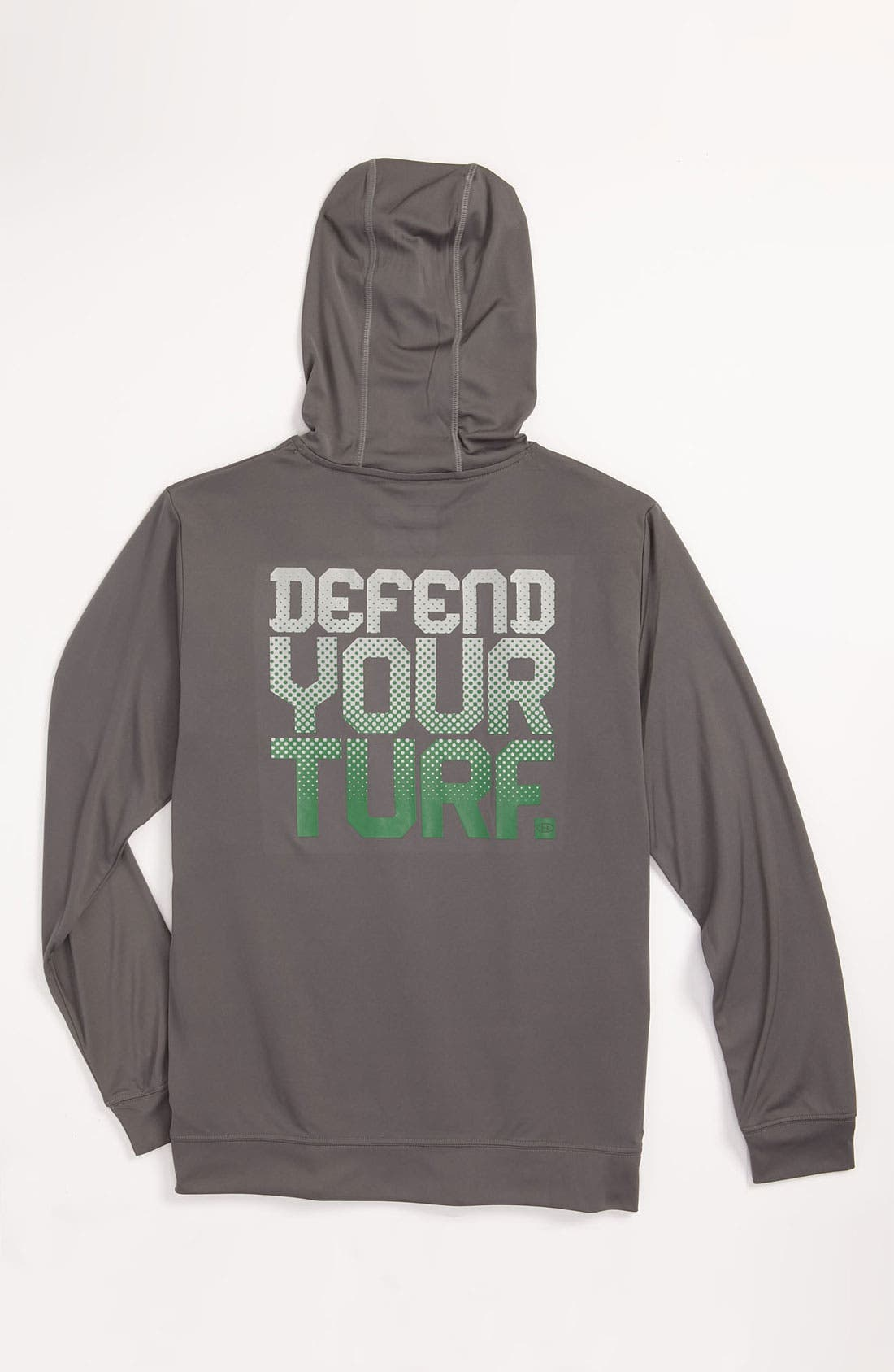 Alternate Image 2  - Under Armour 'Defend Your Turf' Hoodie (Big Boys)