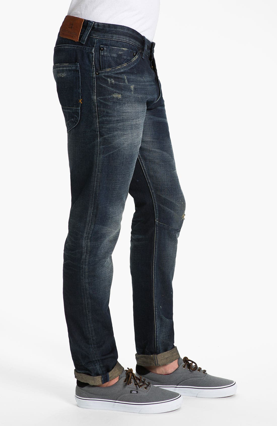 Alternate Image 3  - Scotch & Soda 'Duke' Slim Tapered Leg Jeans (Breslin)